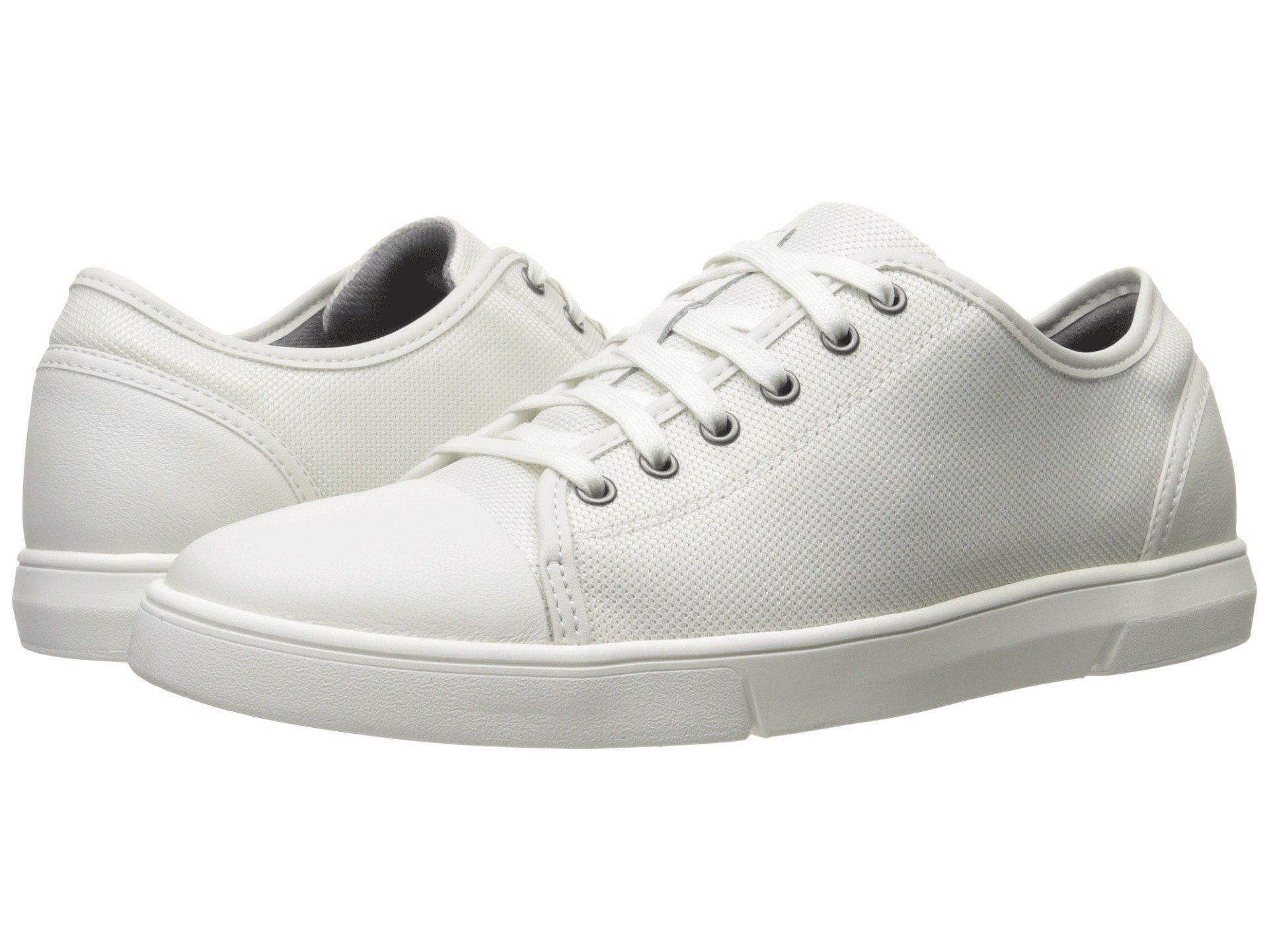 Mens Lander Cap Low-Top Sneakers, Black, 7 UK Clarks
