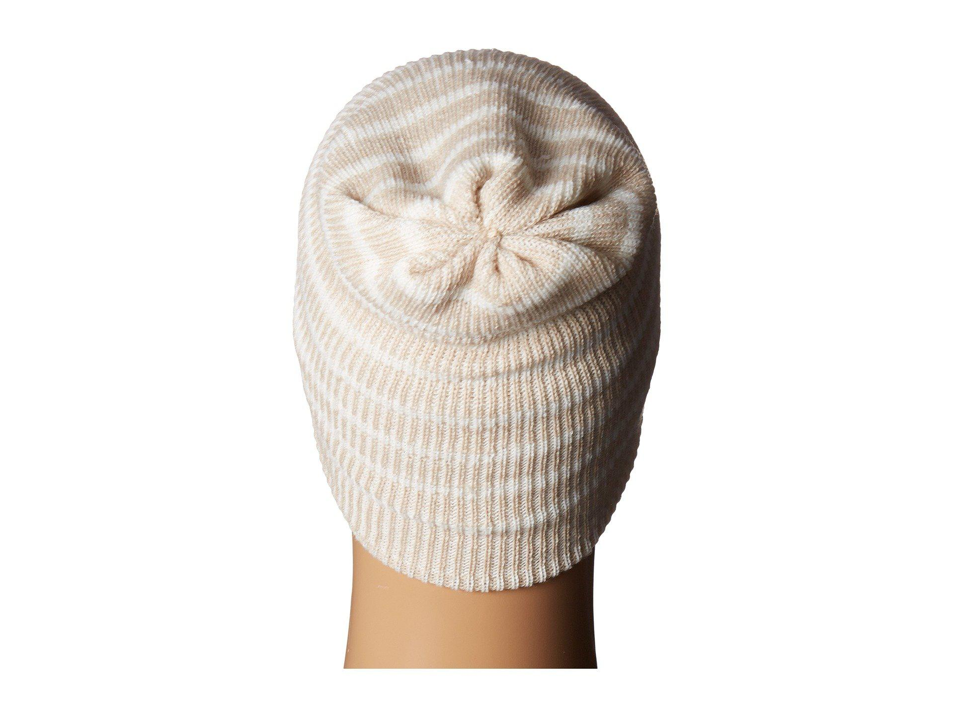Lyst - Smartwool Reversible Slouch Beanie in Natural e8f1f04e5b88