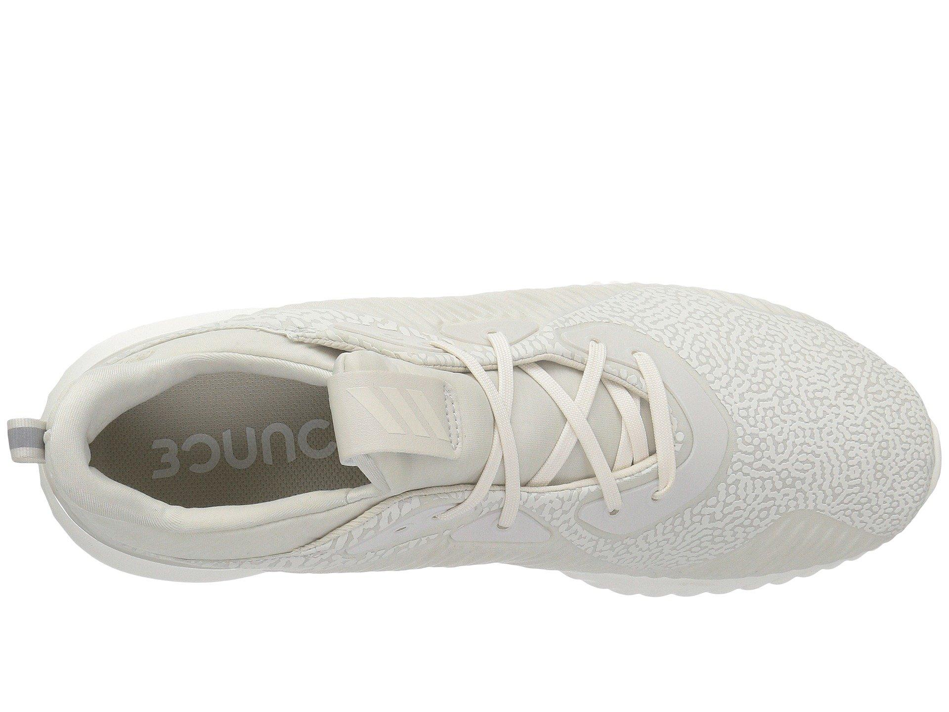 fc6d6b196 Adidas Originals - White Alphabounce Em - Lyst. View fullscreen