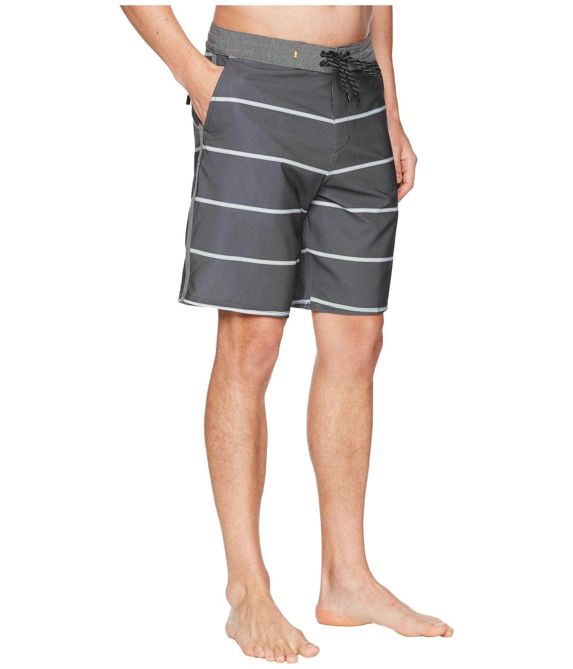 08e7cab09d Quiksilver - Gray Liberty Overboard Boardshorts for Men - Lyst. View  fullscreen