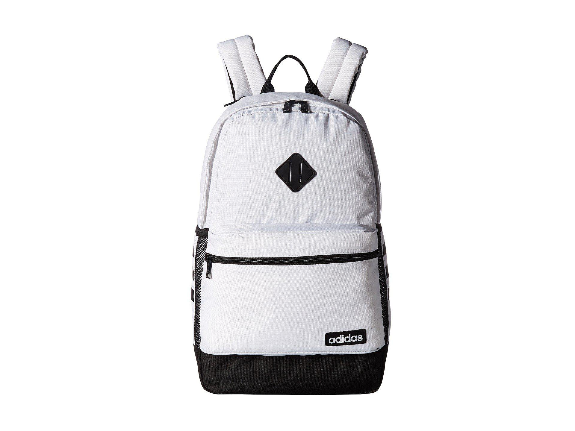 no sale tax release date: factory authentic Lyst - Adidas Classic 3s Ii Backpack in Black