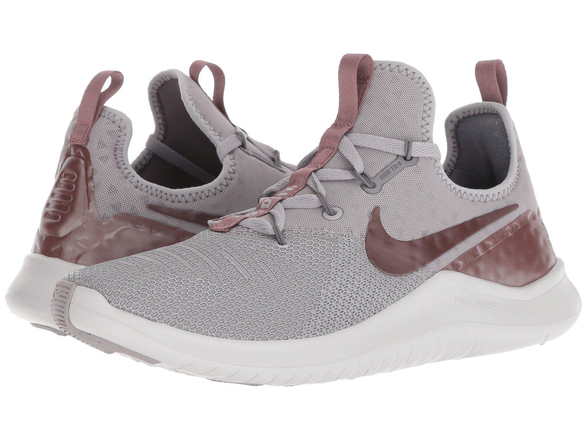 9cc6a9eb8c8 Lyst - Nike Free Tr 8 Lm in Gray