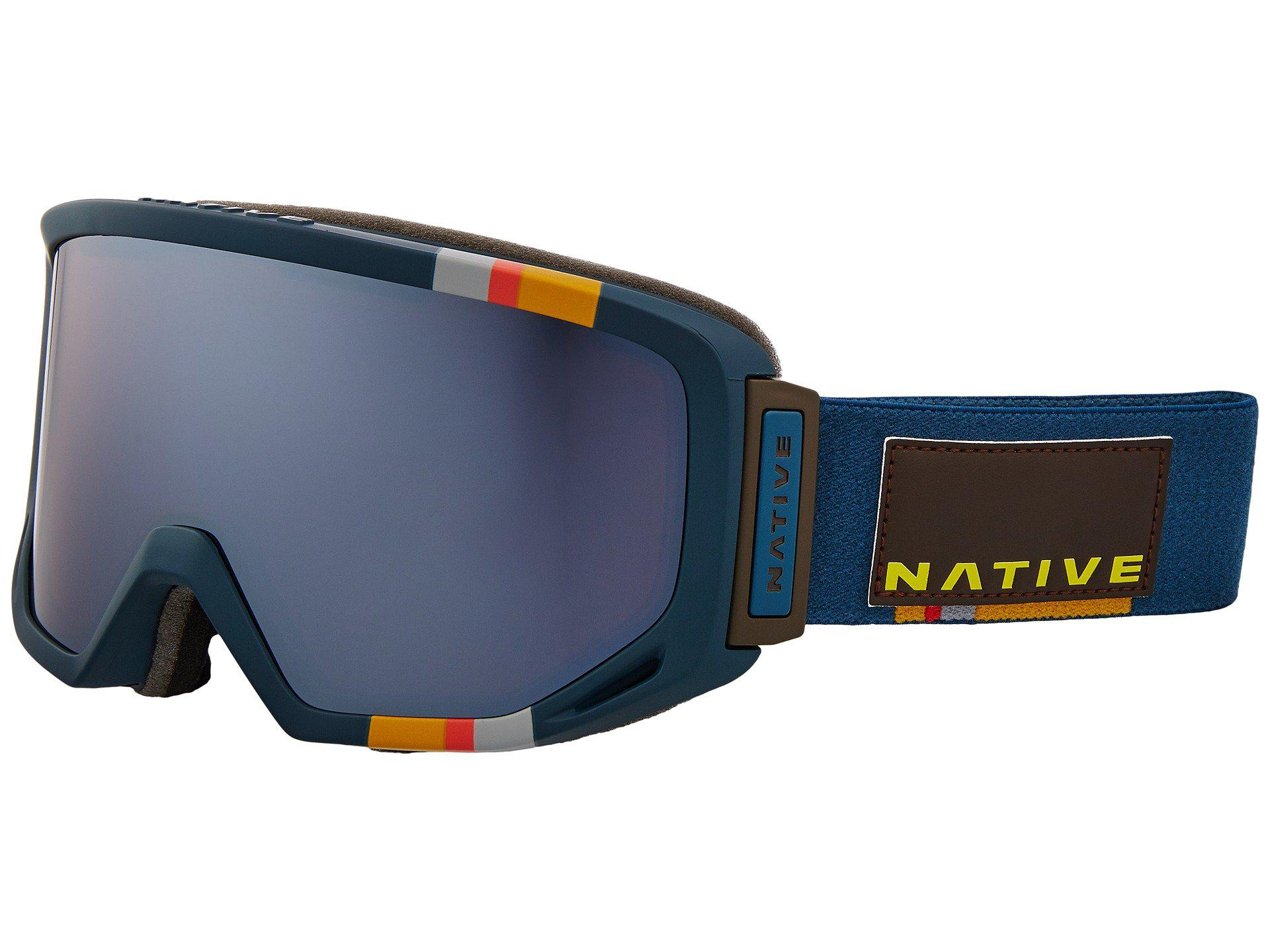 067b7bf65e Lyst - Native Eyewear Coldfront in Blue