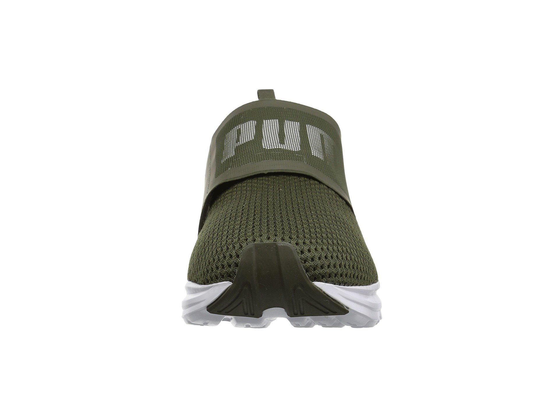8a8adb06086fe0 PUMA - Green Enzo Strap Mesh for Men - Lyst. View fullscreen