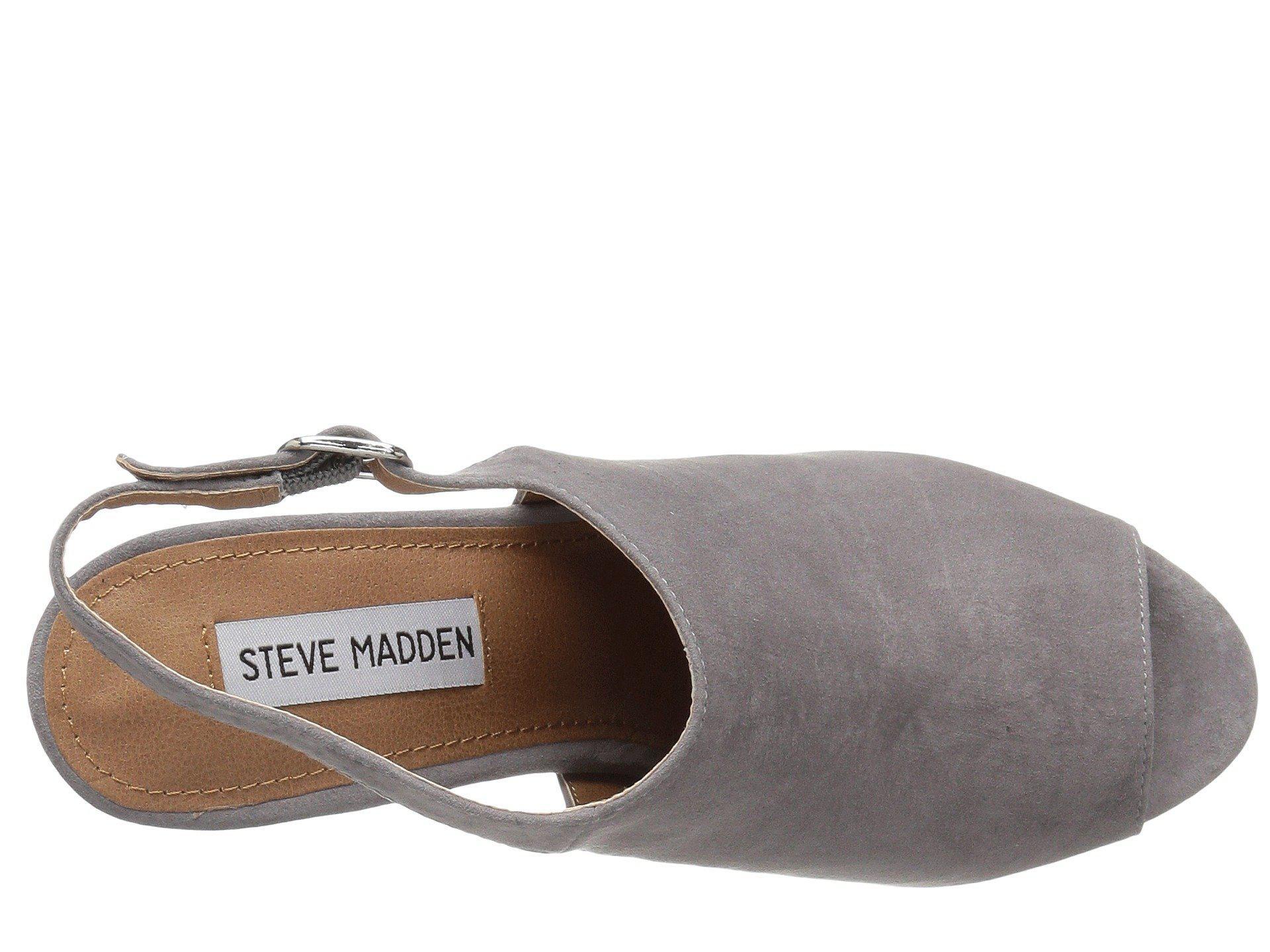 c02a147e911a Lyst - Steve Madden Deagen in Gray