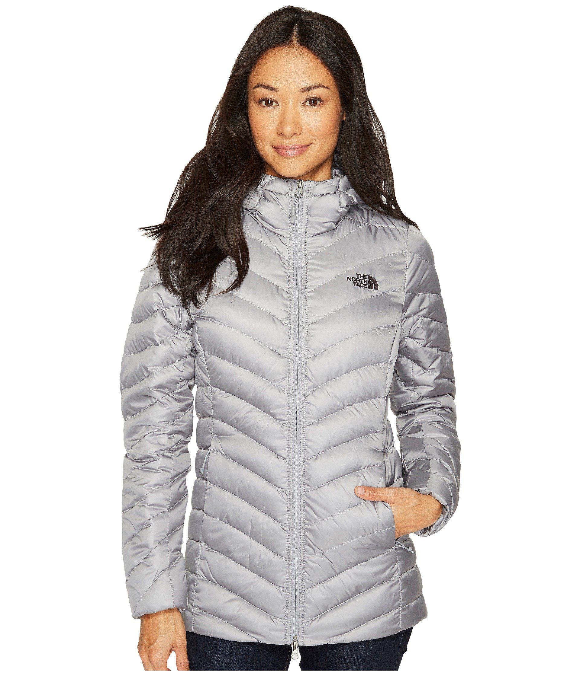 9ac122e3671d Lyst - The North Face Trevail Parka in Gray