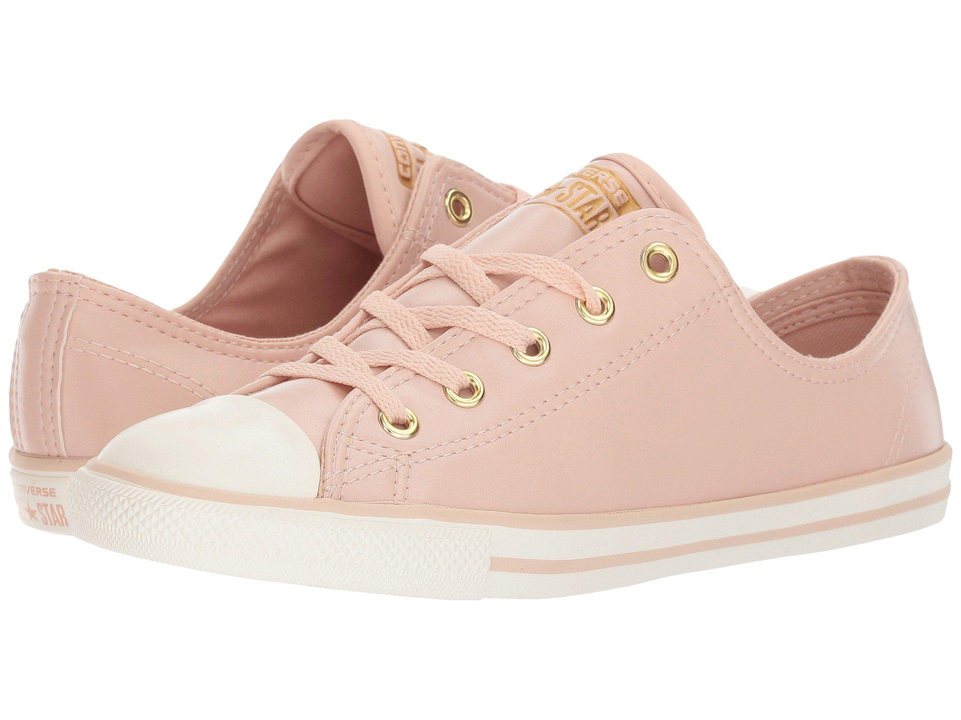 sweden converse pale pink leather ox fc88b d2949