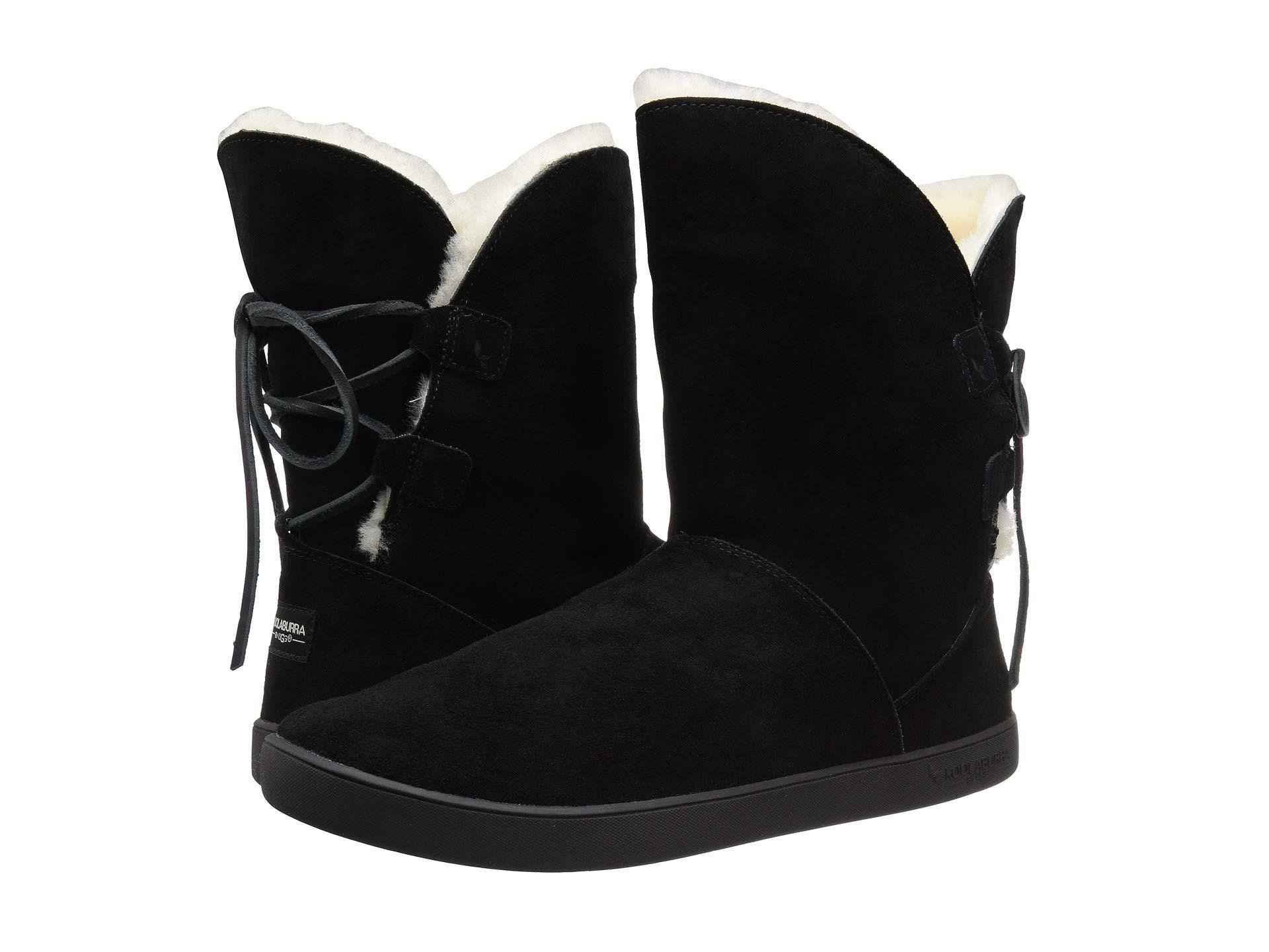 f0dac1b91b6 Lyst - UGG Shazi Short in Black