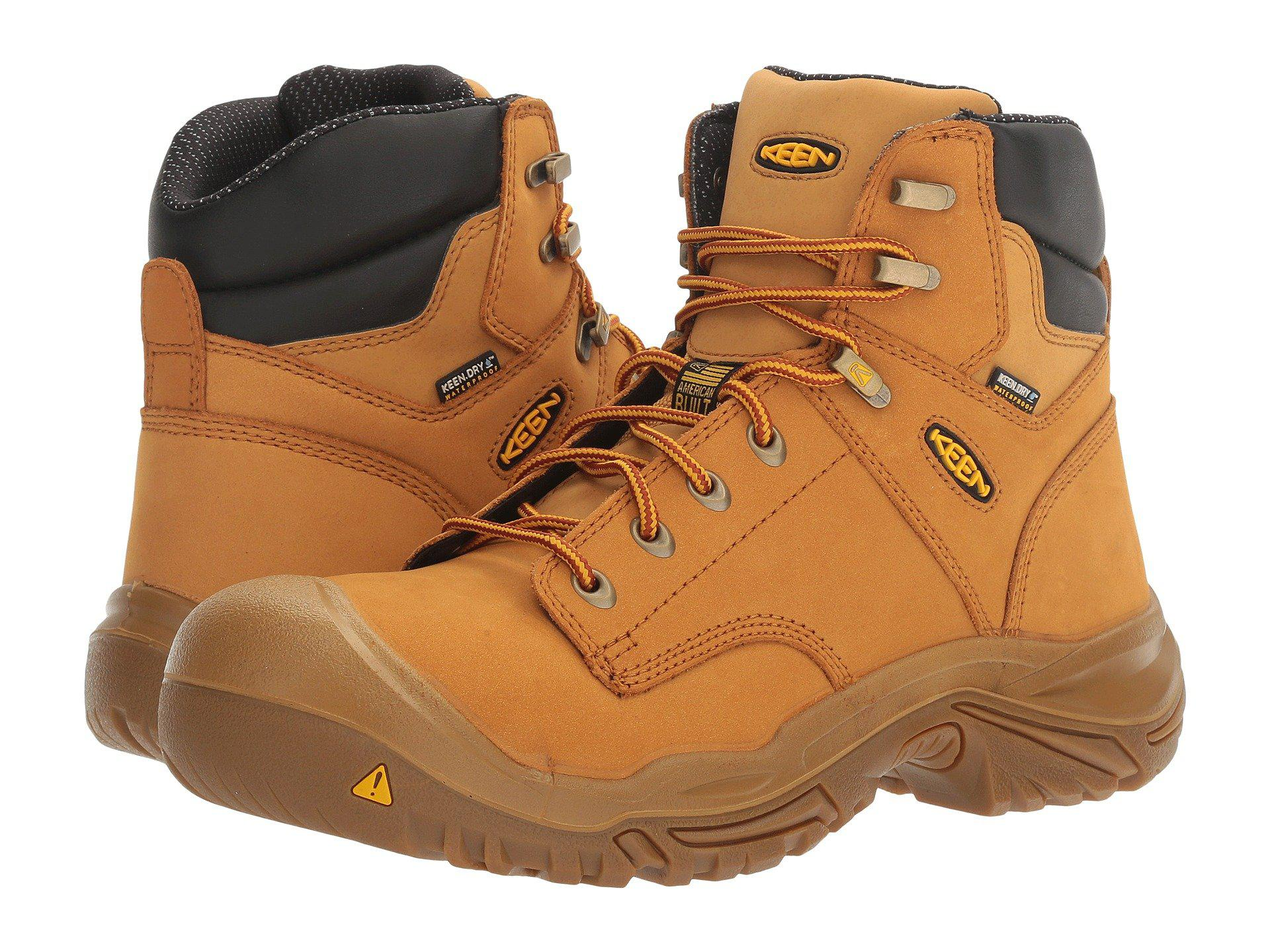 411dc4abbca20 Lyst - Keen Utility Mt Vernon Mid in Brown for Men