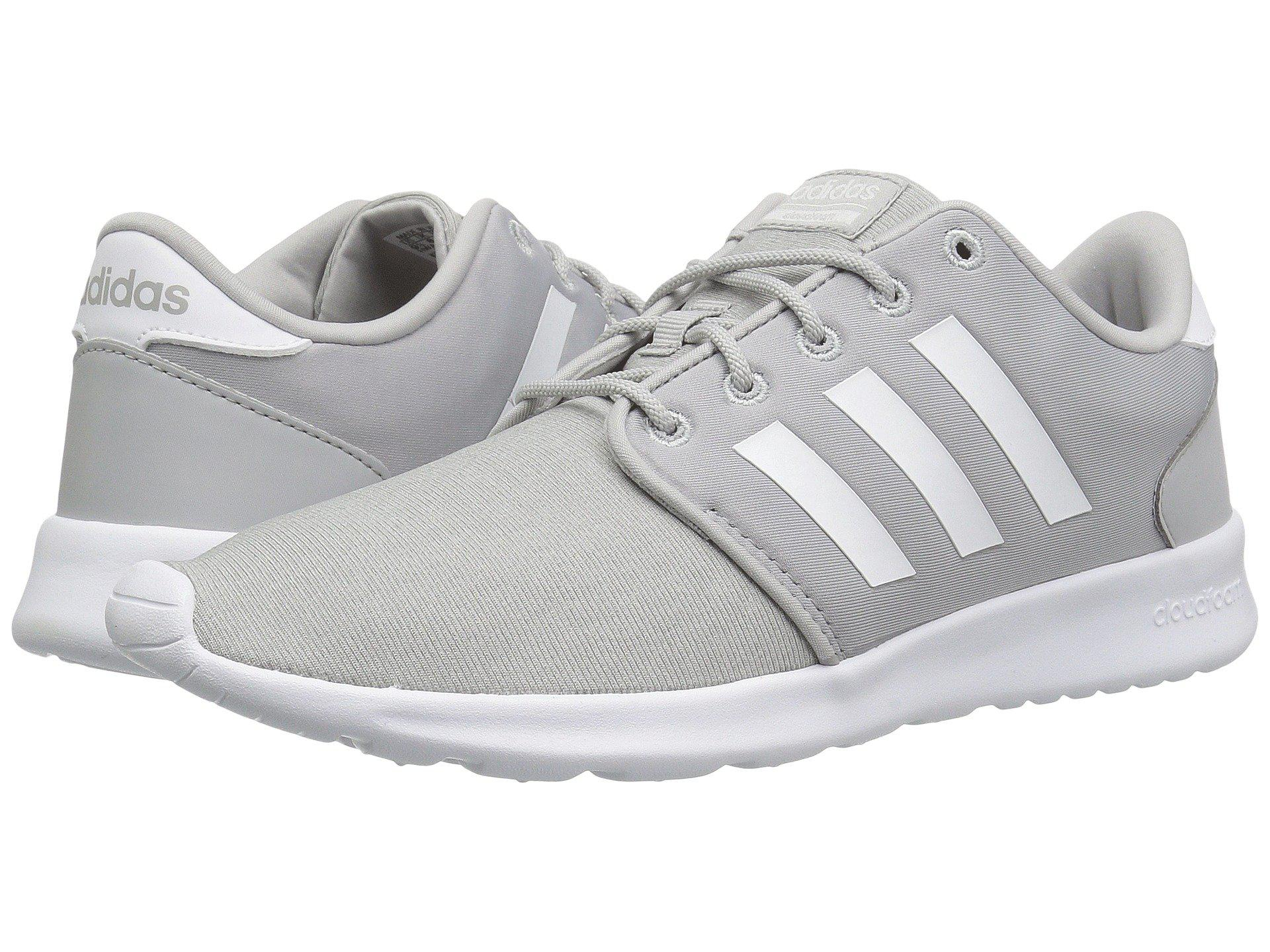 fb2cc9fd56d0 Lyst - adidas  s Cloudfoam Qt Racer Competition Running Shoes in Gray