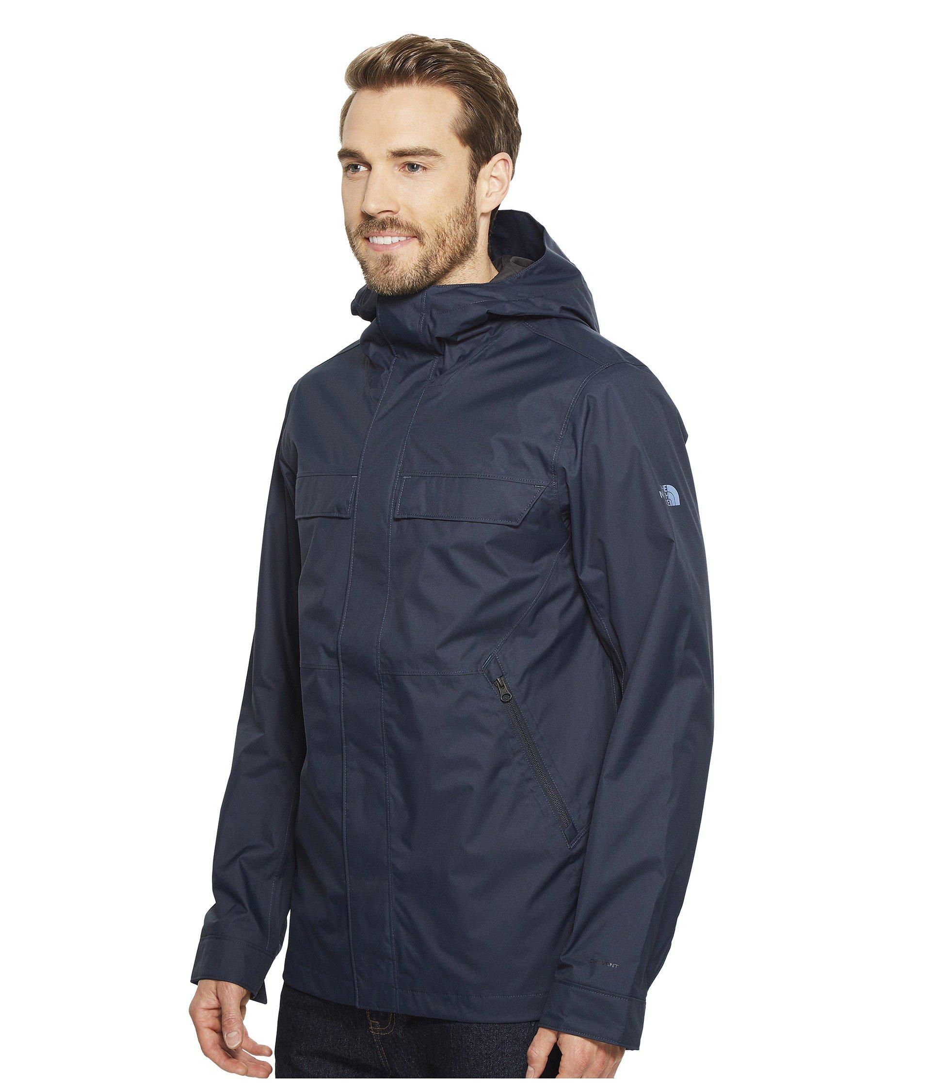 c93a425c1524 Lyst - The North Face Jenison Ii Jacket in Blue for Men - Save 22%