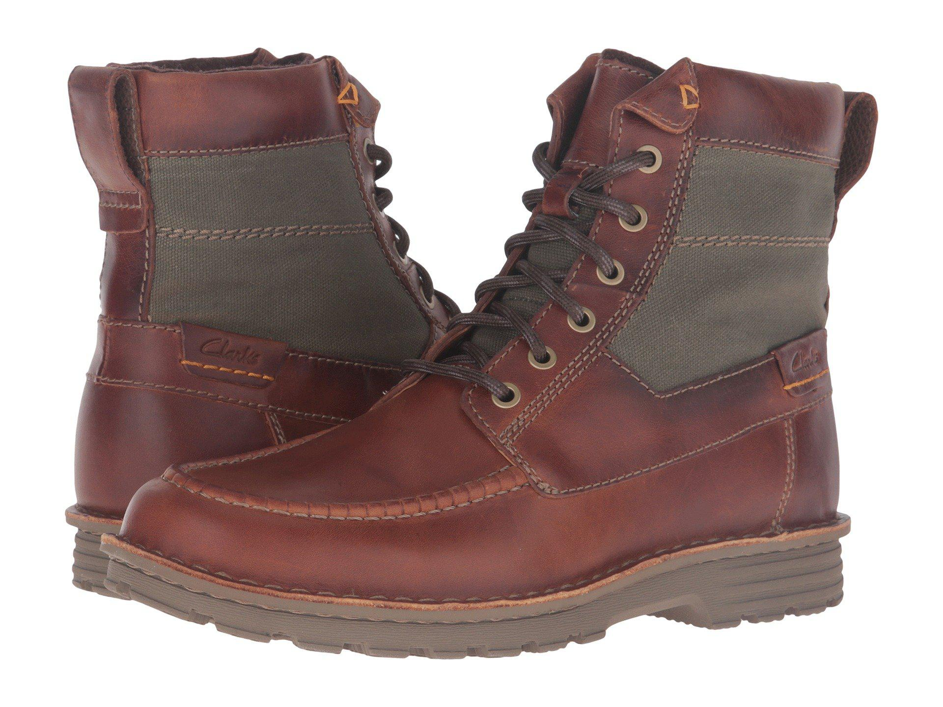 new collection innovative design new lower prices Lyst - Clarks Sawtel Hi in Brown for Men