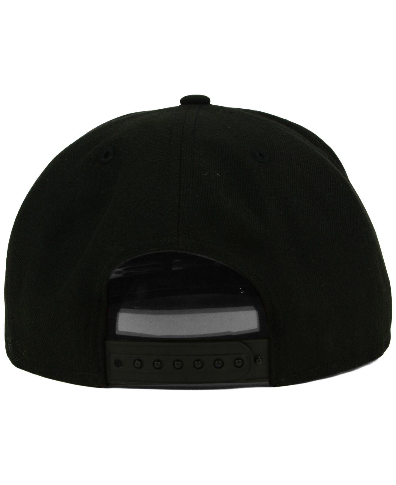 0af531f9705 ... coupon code for lyst ktz detroit pistons fade to script 9fifty snapback  cap in a1340 009d4