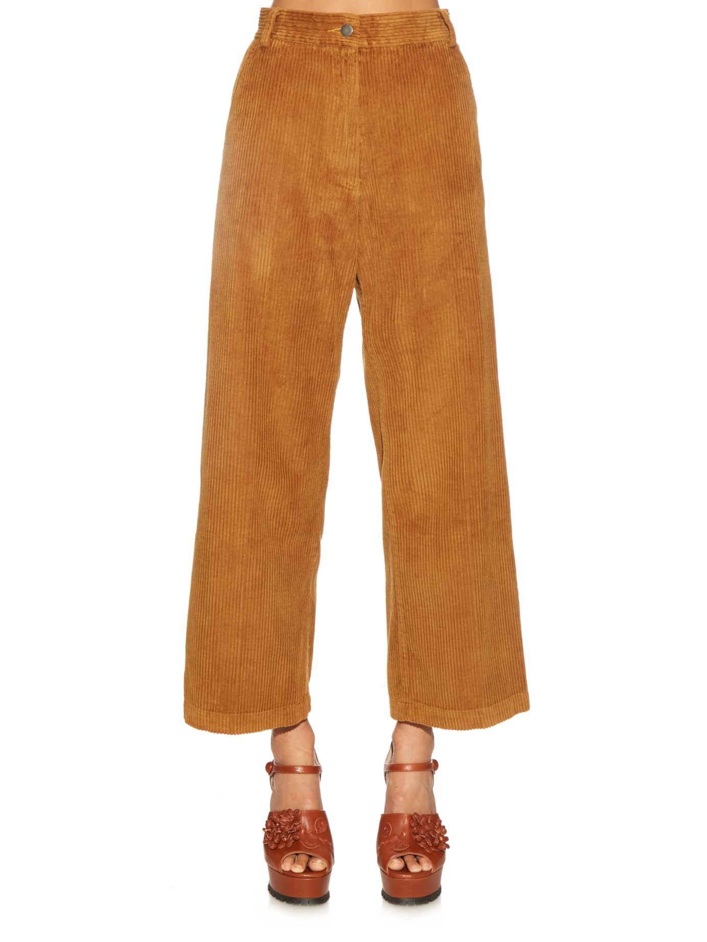 5f2b8cbcefab79 Wide Wale Corduroy Pants Womens - Best Style Pants Man And Woman