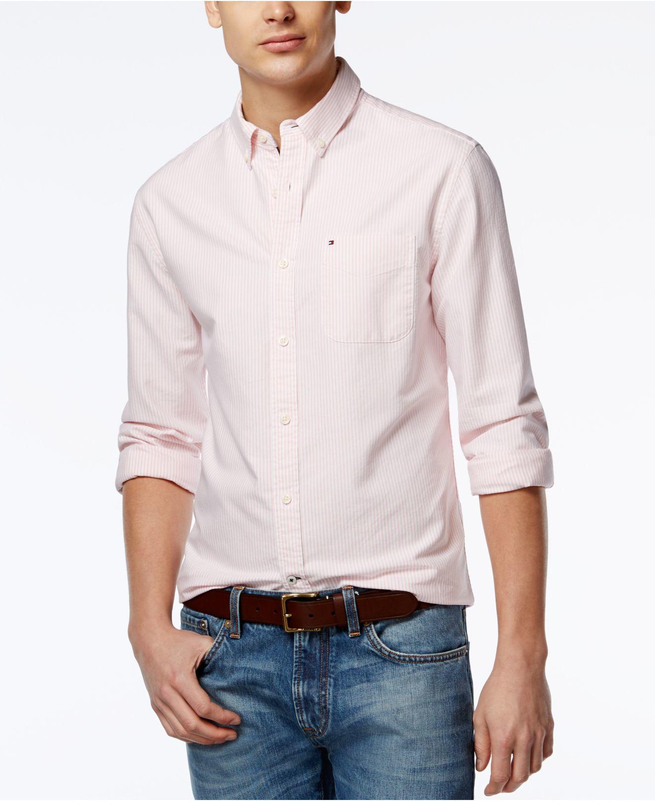 Tommy Hilfiger New England Oxford Shirt Men's
