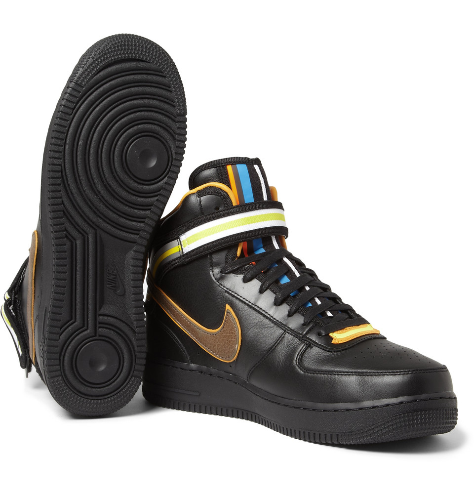 buy online b0b9a 9f660 Previously sold at MR PORTER · Mens Nike Air Force Gallery.