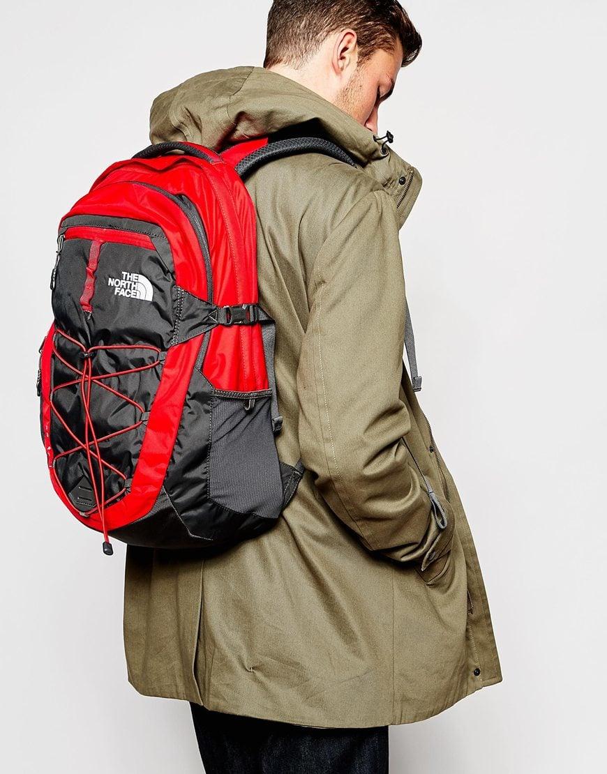 voor het hele gezin online bestellen stopcontact online North Face Borealis Backpack Grey - CEAGESP