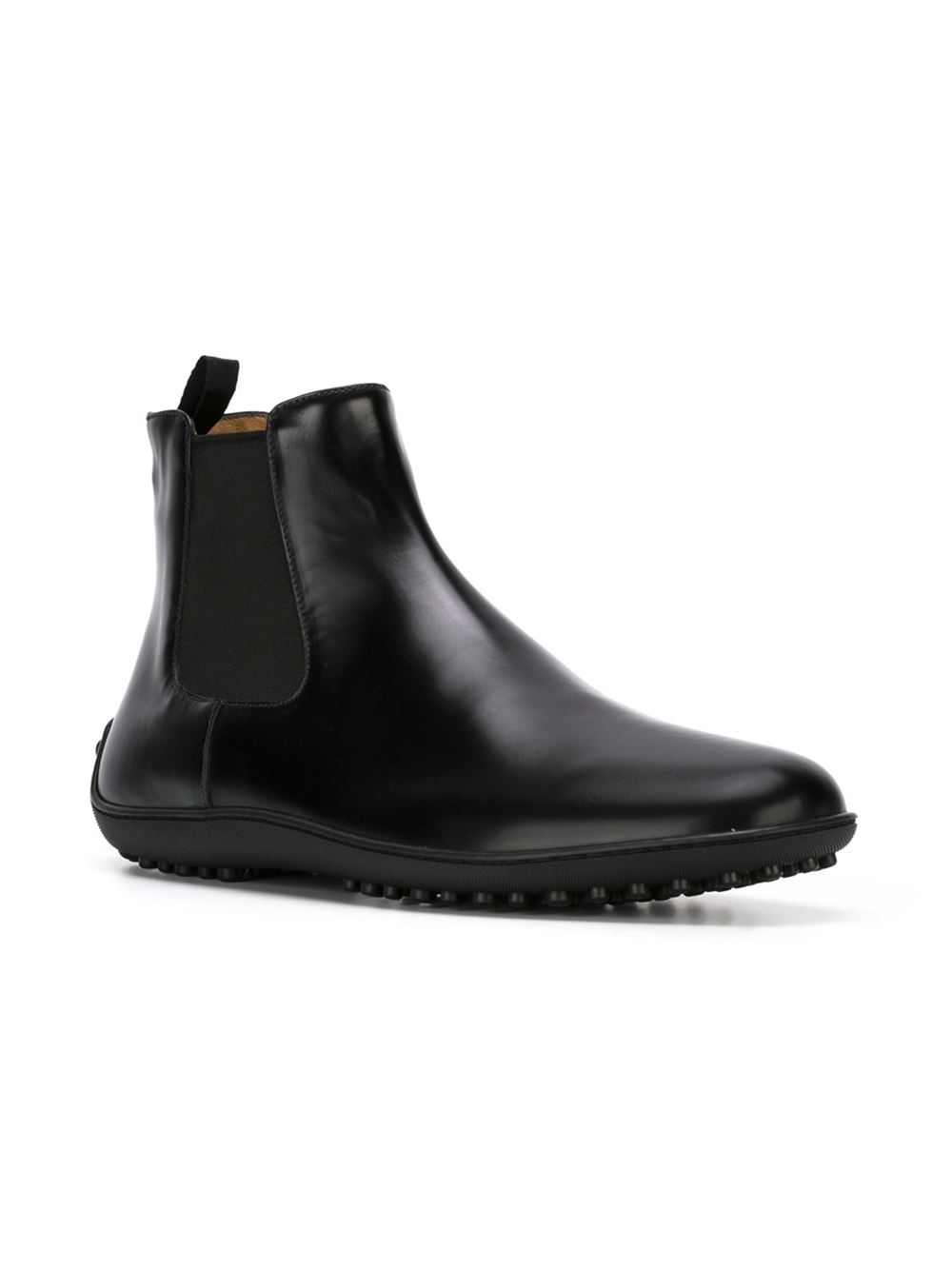 car shoe ankle boots in black for lyst