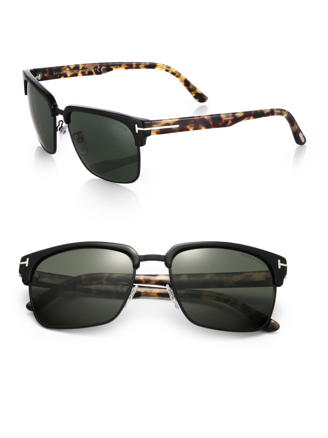 2e7527c294 Tom Ford River Polarized Sunglasses