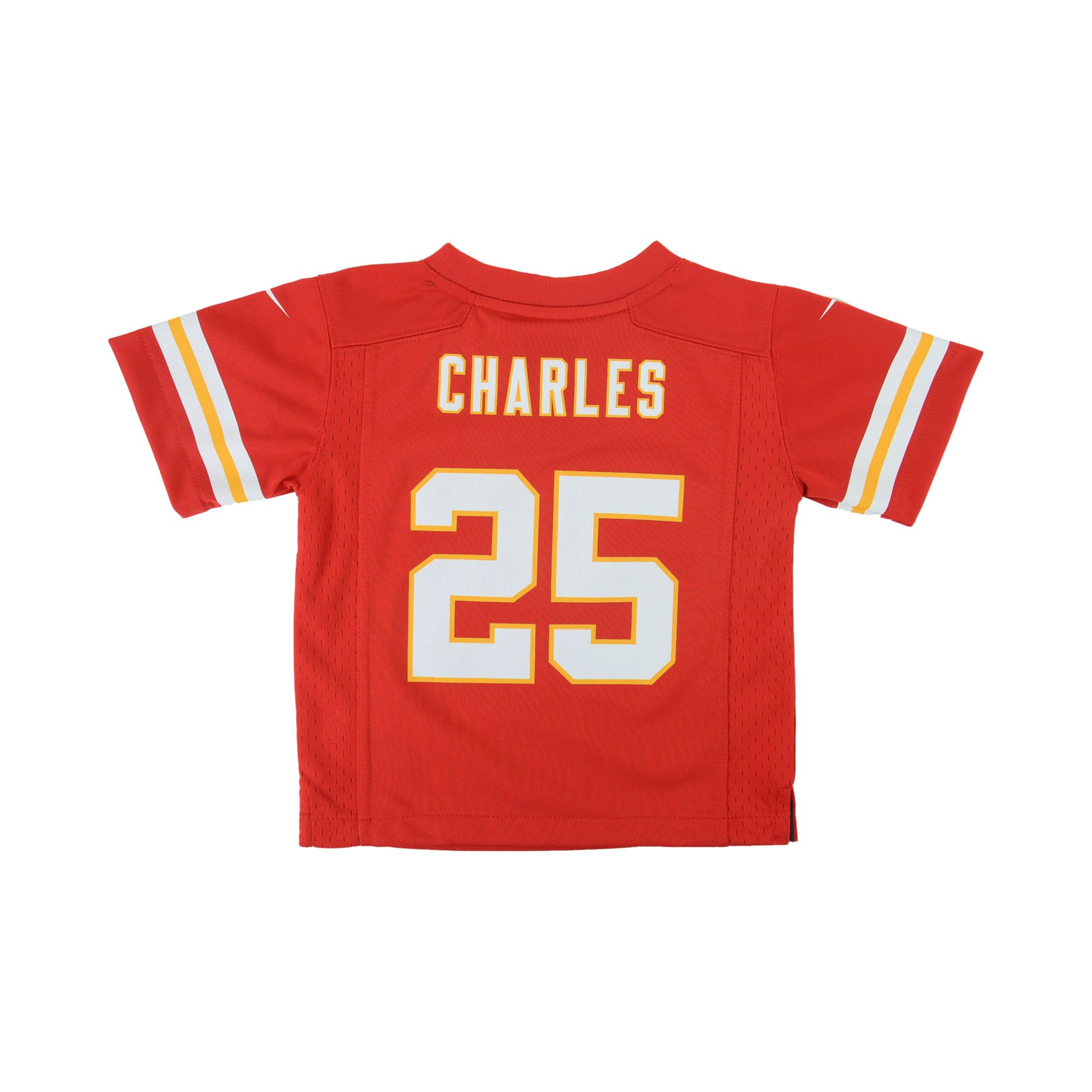 toddler kansas city chiefs alex smith nike red game jersey
