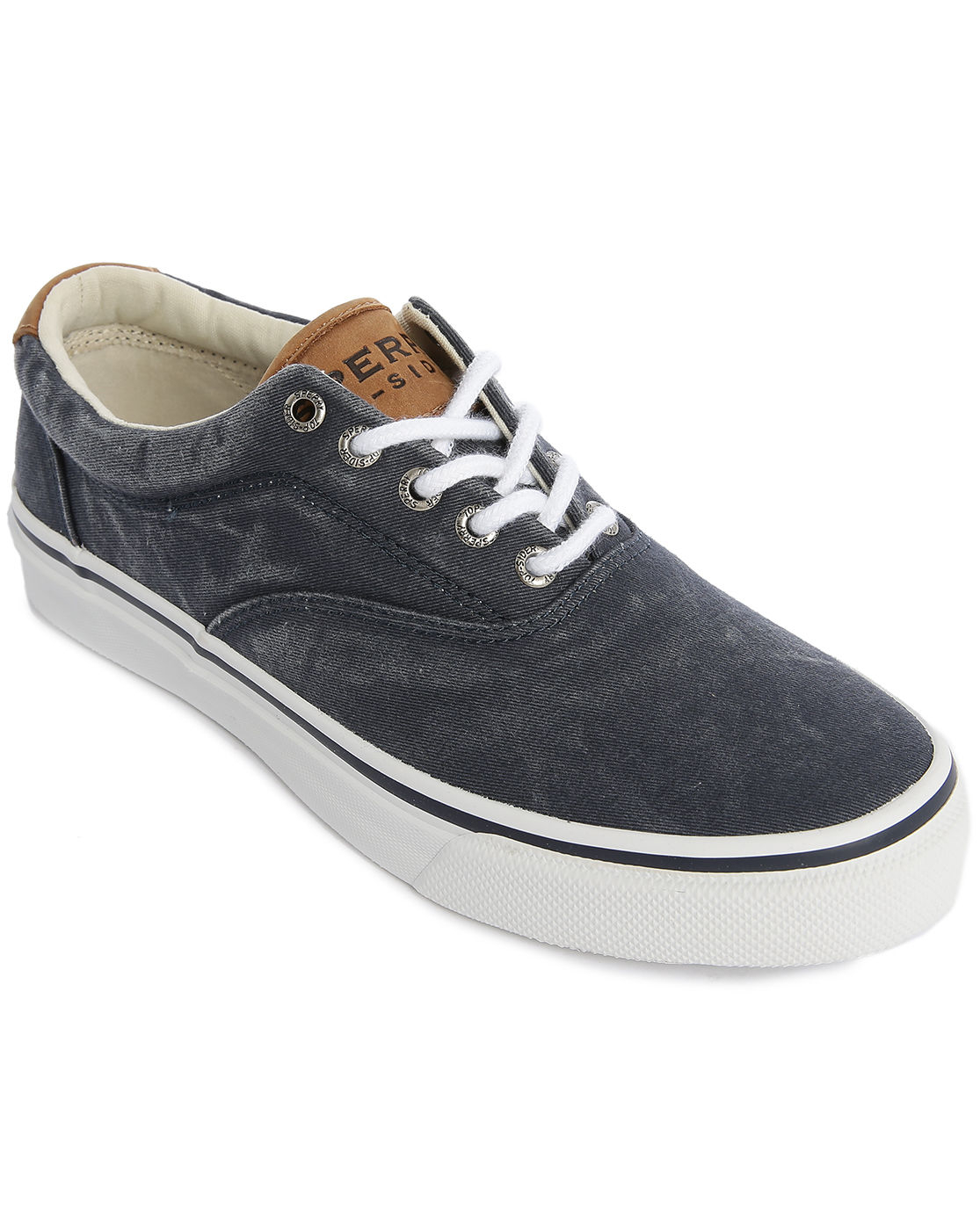 Leather Striper Shoes
