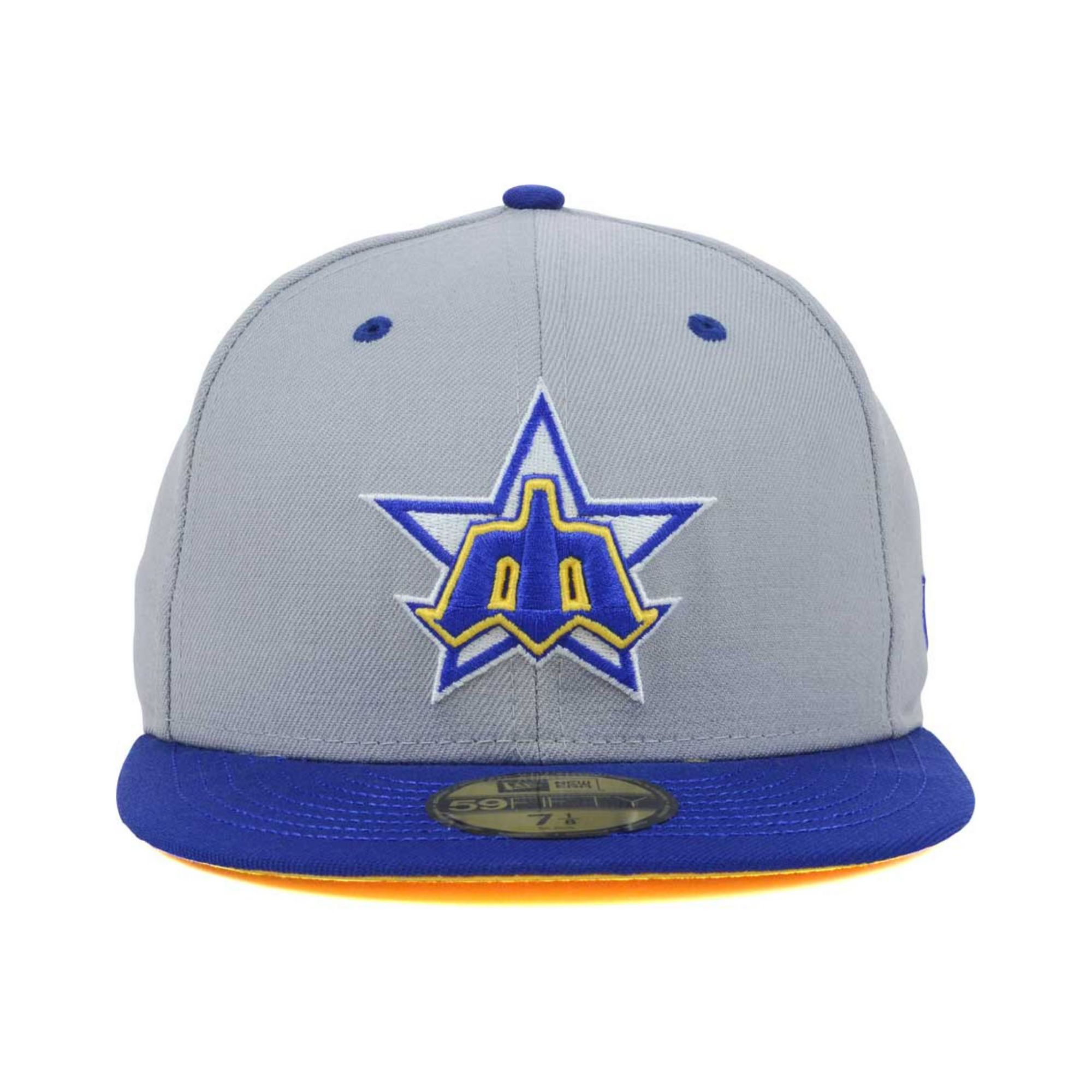 new concept baf95 f130f real seattle new era 20563117 mariners mlb ac on field 9 11 patch 59fifty  navy green cap 36403 28d0e  get lyst ktz seattle mariners team underform  59fifty ...