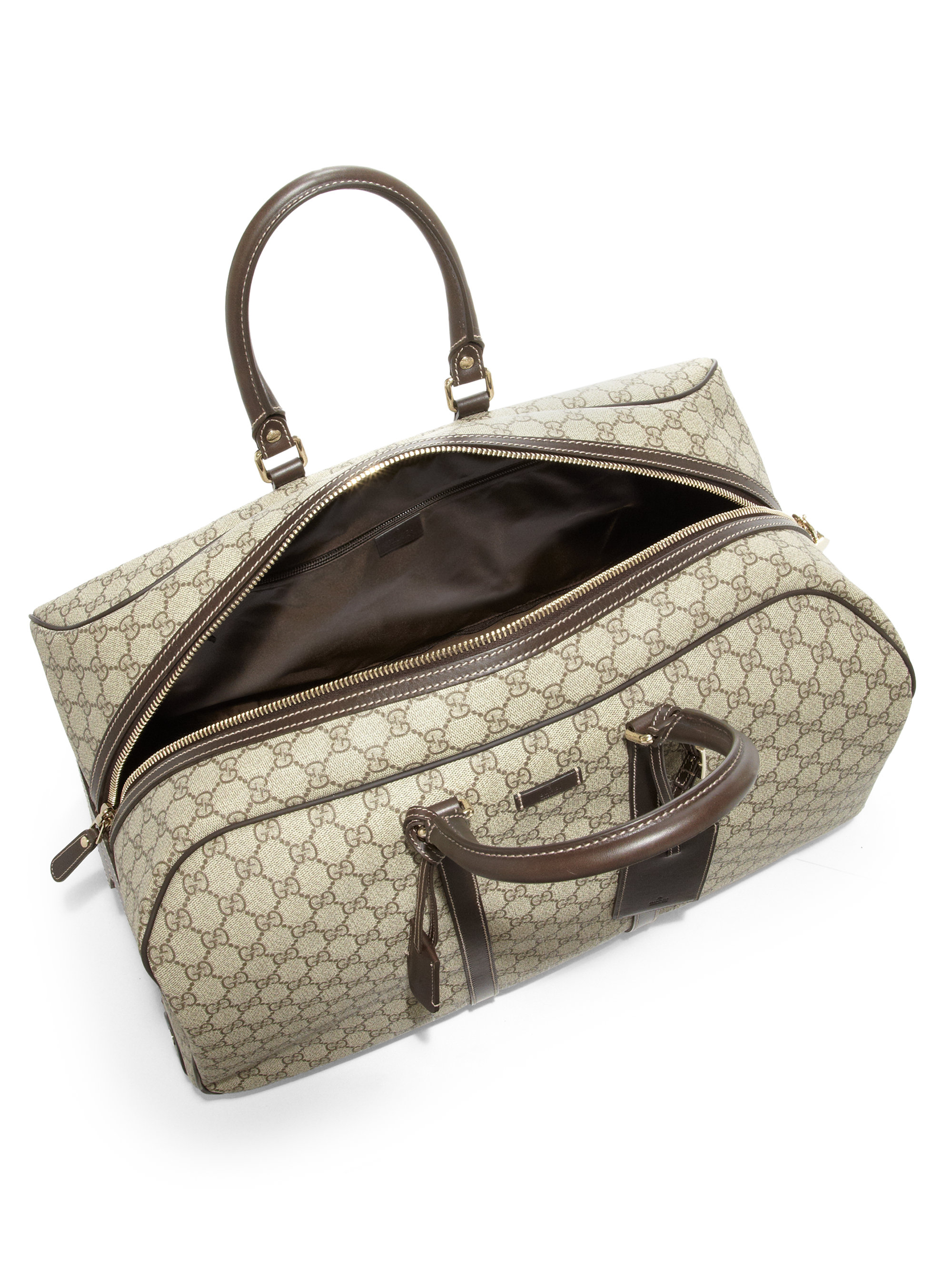 8c35b4419f05 Gucci Duffle Bag Saks | Stanford Center for Opportunity Policy in ...