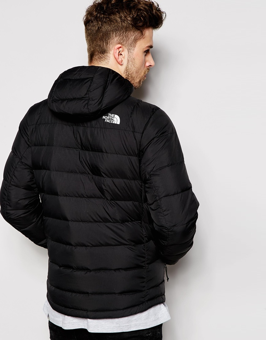 The North Face Jacket In Black For Men Lyst