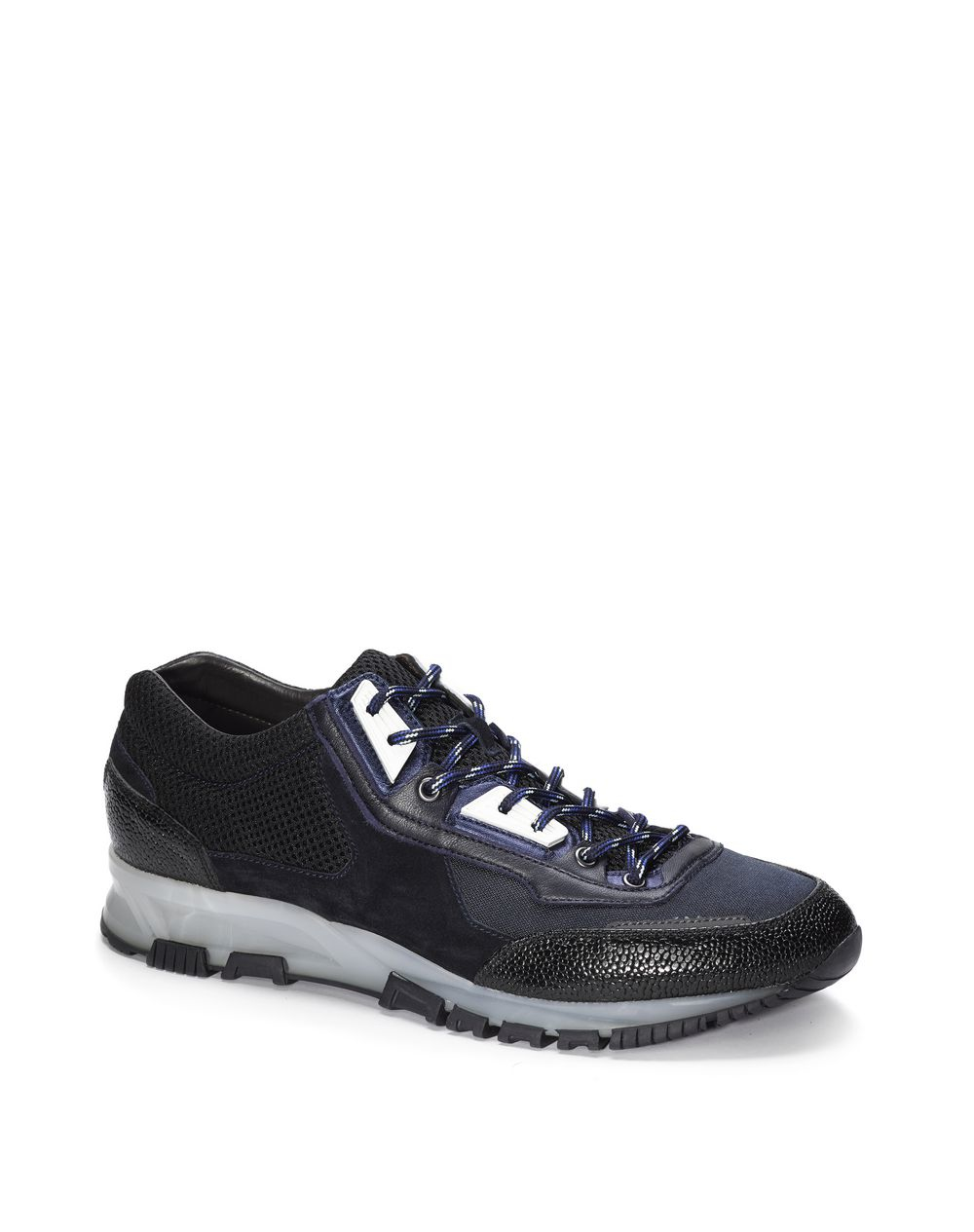 Rubber Rings For Men >> Lanvin Sneakers in Black for Men | Lyst