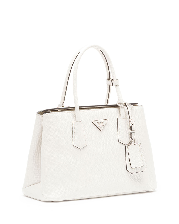 Prada White Handbag