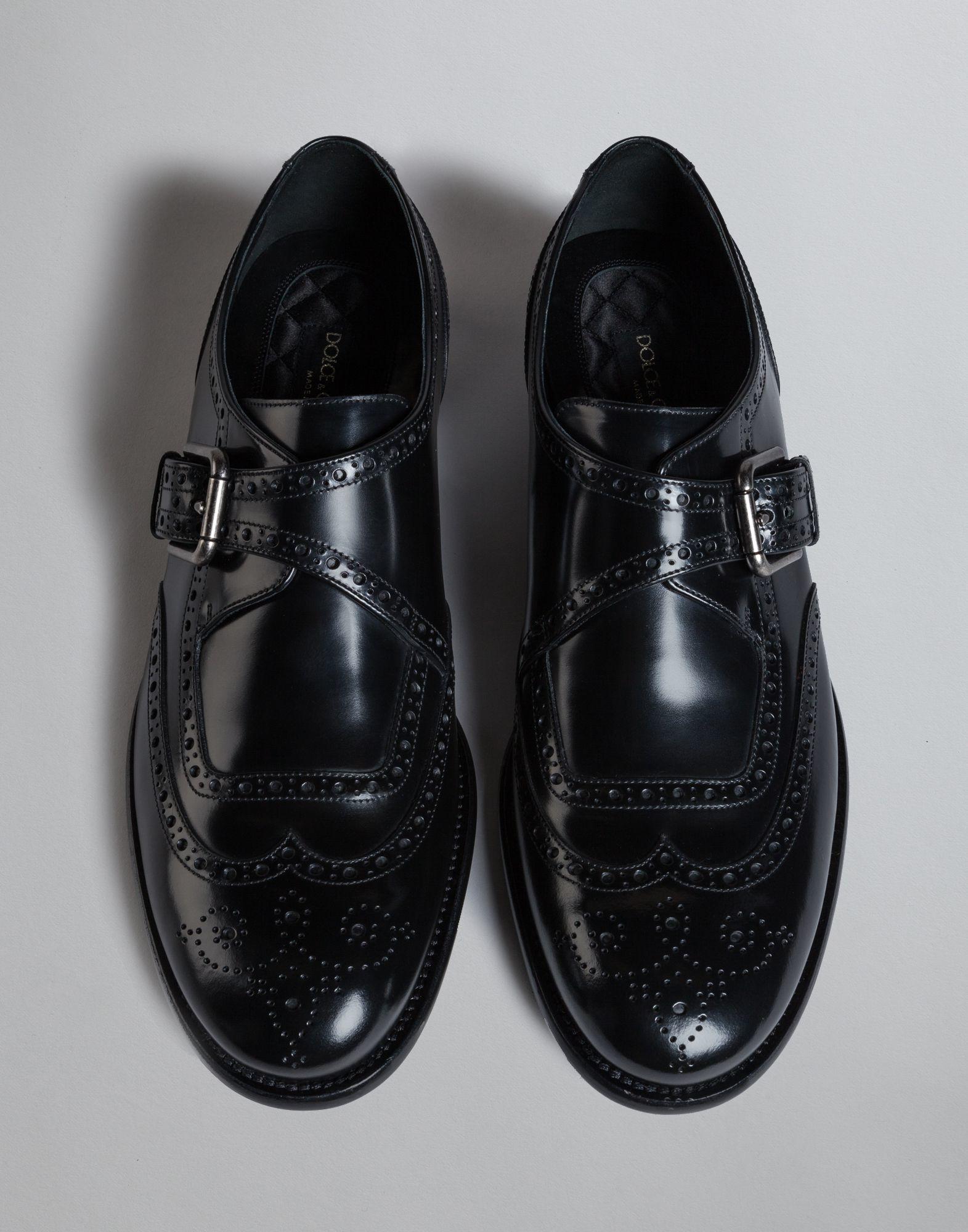 monk strap shoes - Black Dolce & Gabbana wpeMDbs8