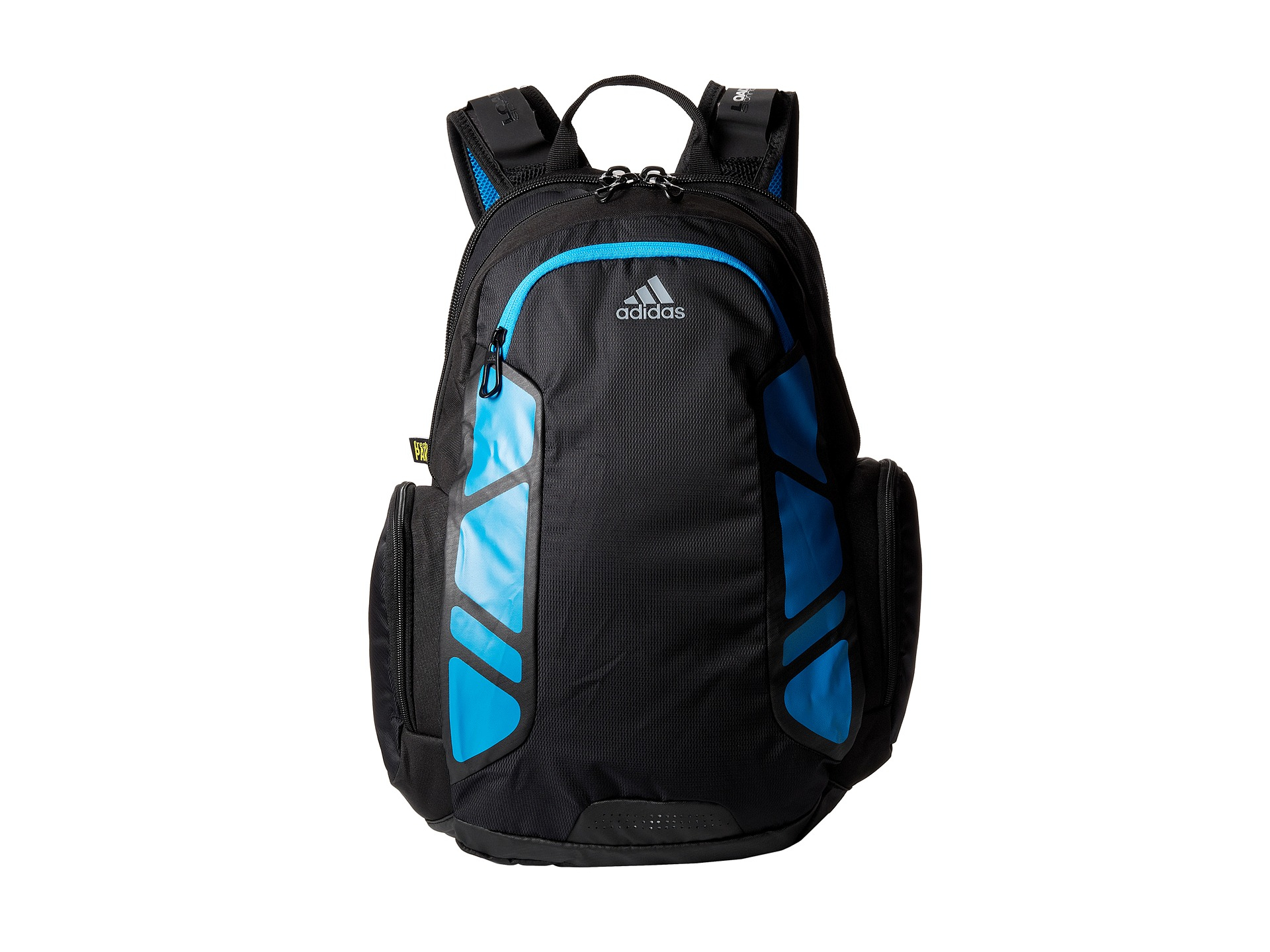 Adidas Climacool Speed Backpack in Blue (Black/Solar Blue