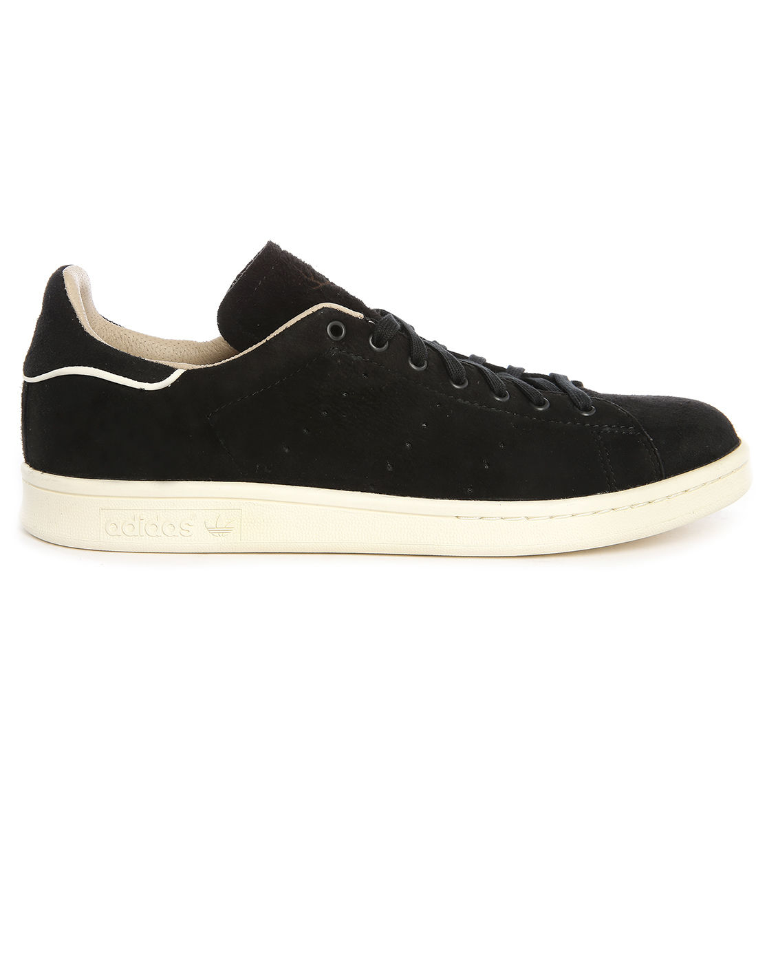 adidas originals stan smith made in germany black sneakers in black for men lyst. Black Bedroom Furniture Sets. Home Design Ideas