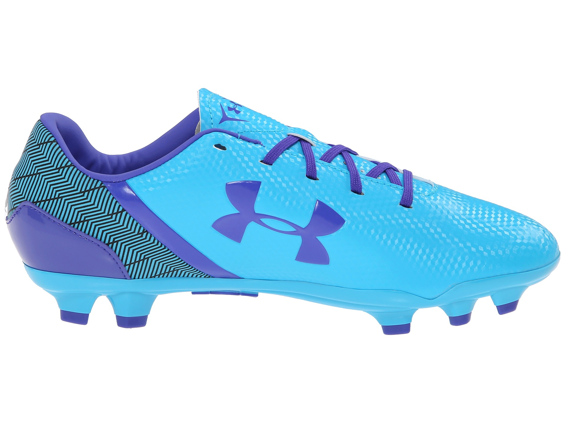 Lyst - Under Armour Ua Sf Flash Fg in Blue a9c0466e59ce0