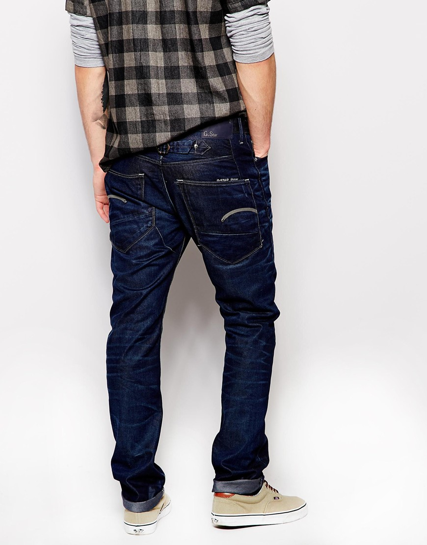G-Star Men's Tapered Jeans Blades