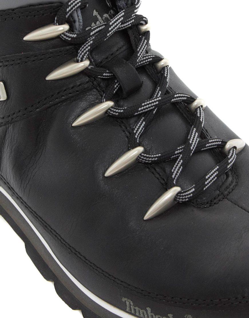 Sprint Black Euro Timberland Boots Hiker 7RHT1qw