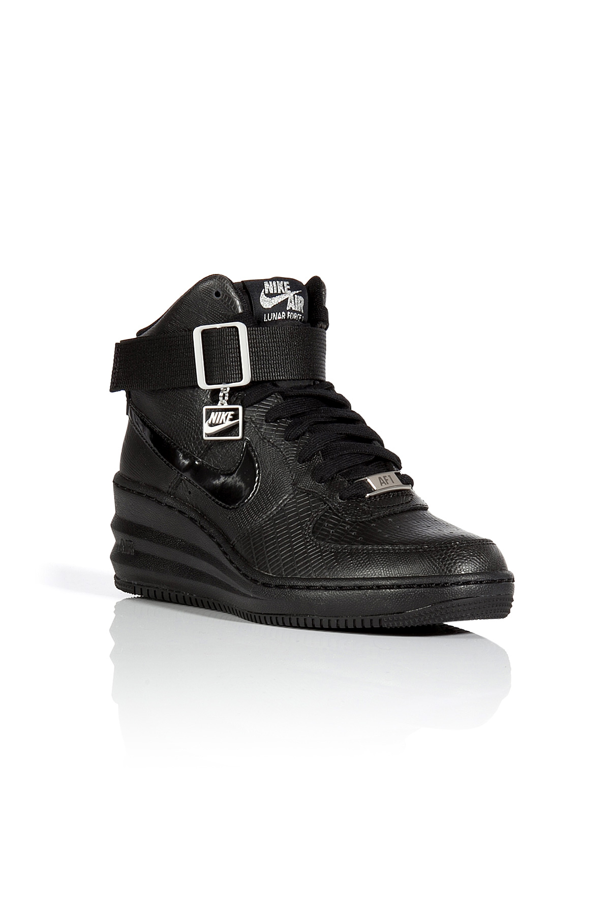 Image 1 - Nike - Dunk Sky Hi - Baskets compensées - Noir ... |Wedges Sneakers Nike Black