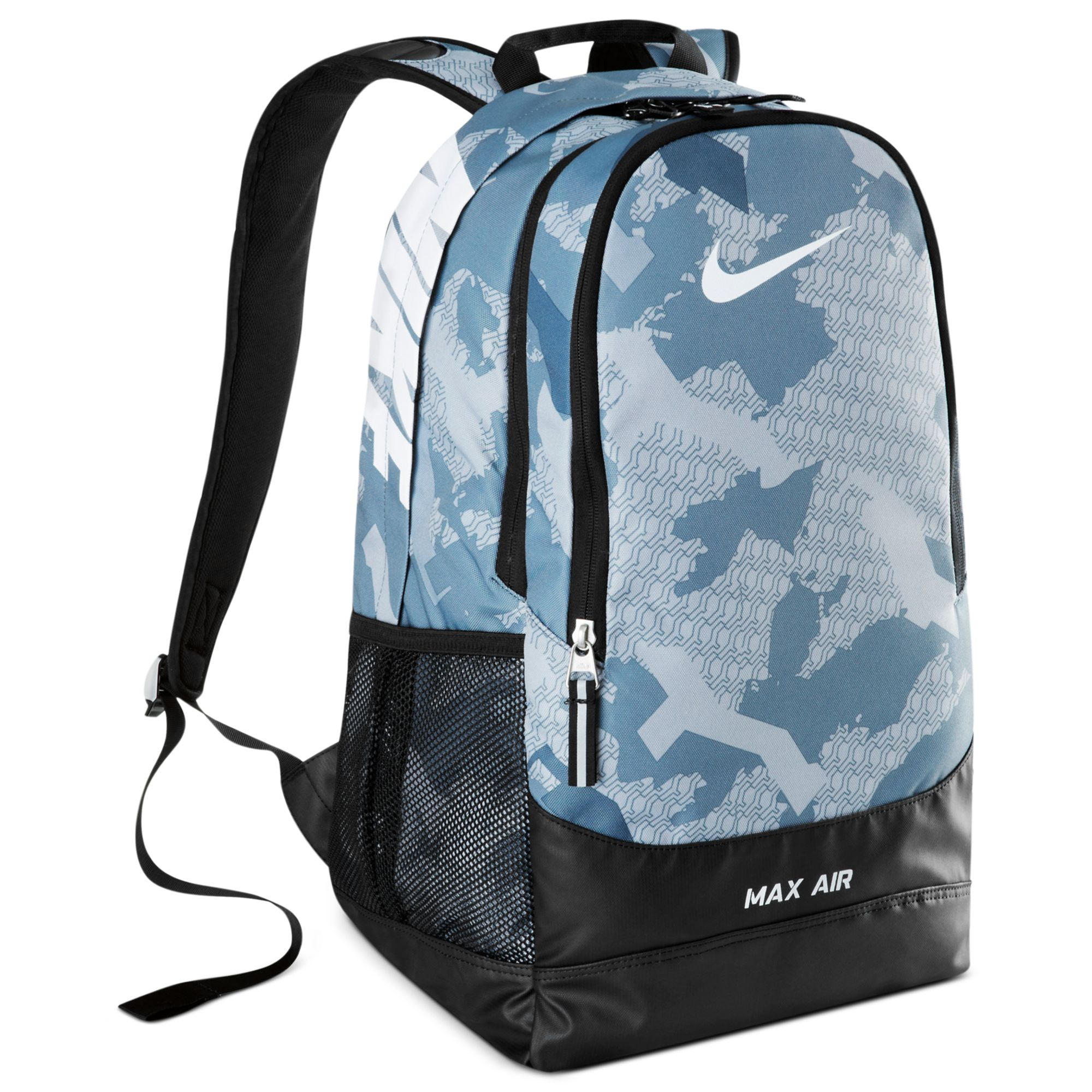 nike team training max air medium graphic backpack