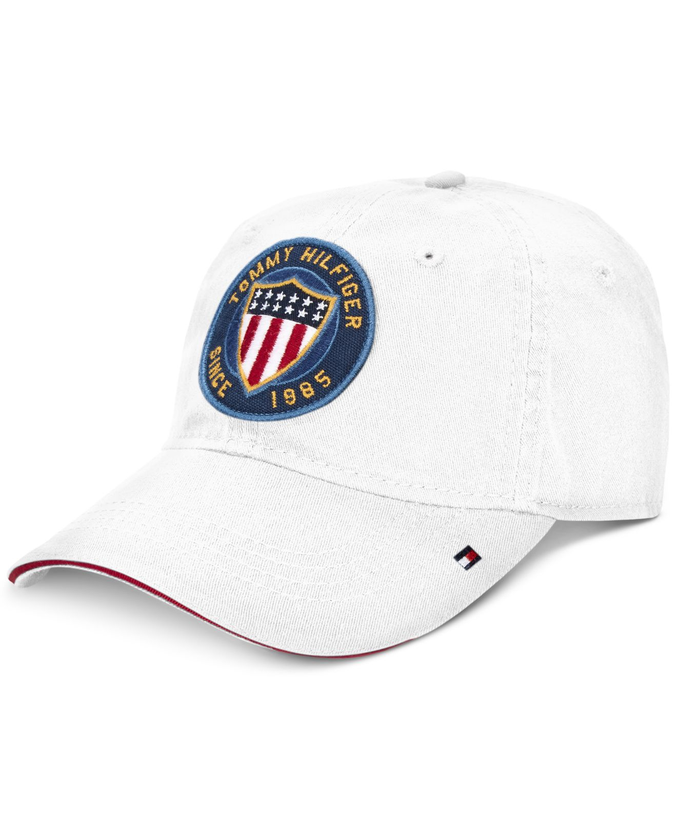 fdc67f5233e Lyst - Tommy Hilfiger Country Cap Usa in White for Men