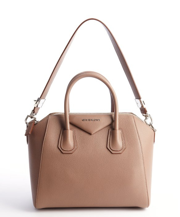 Givenchy Dusty Pink Goatskin Antigona Small Convertible Bag in ...