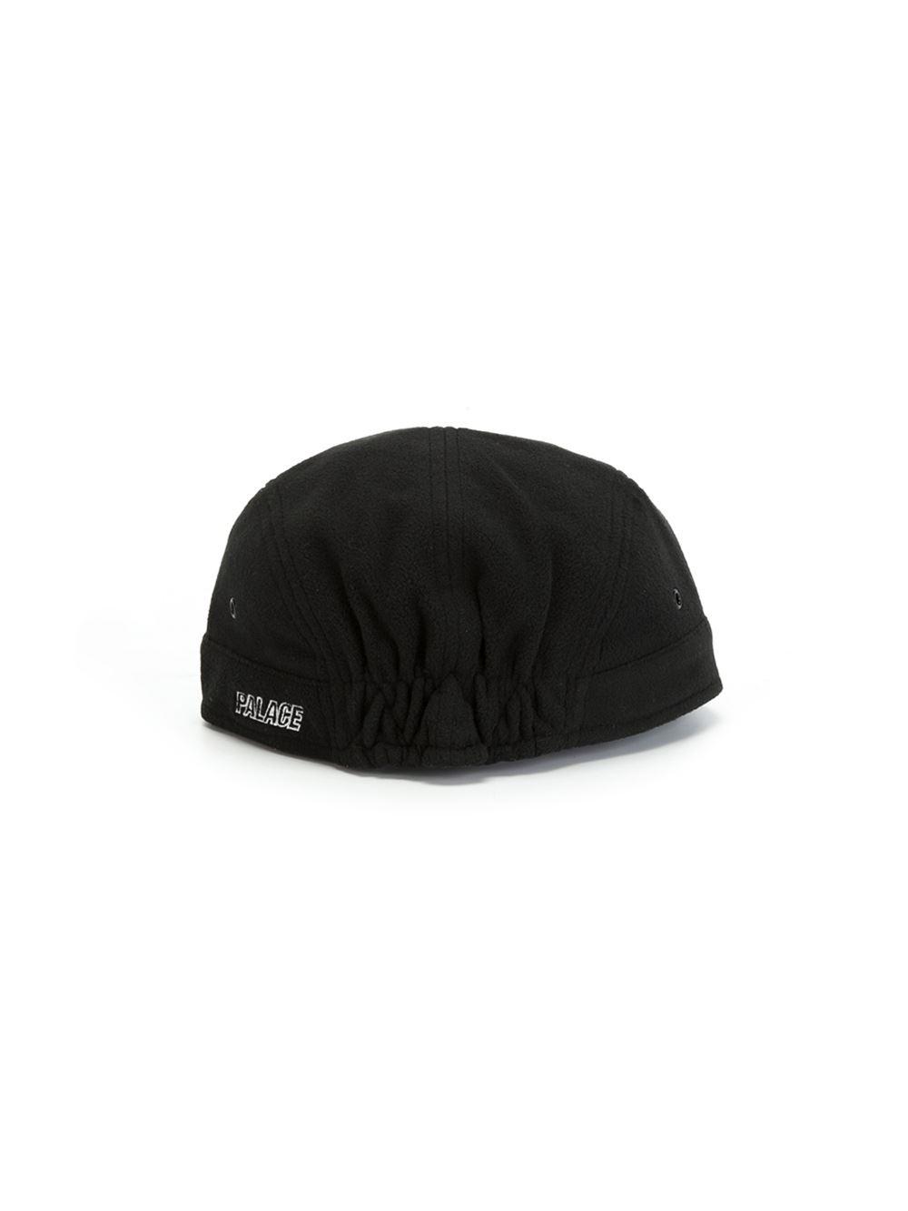 3b613de100a Lyst - Palace  fleece  Logo Cap in Black for Men