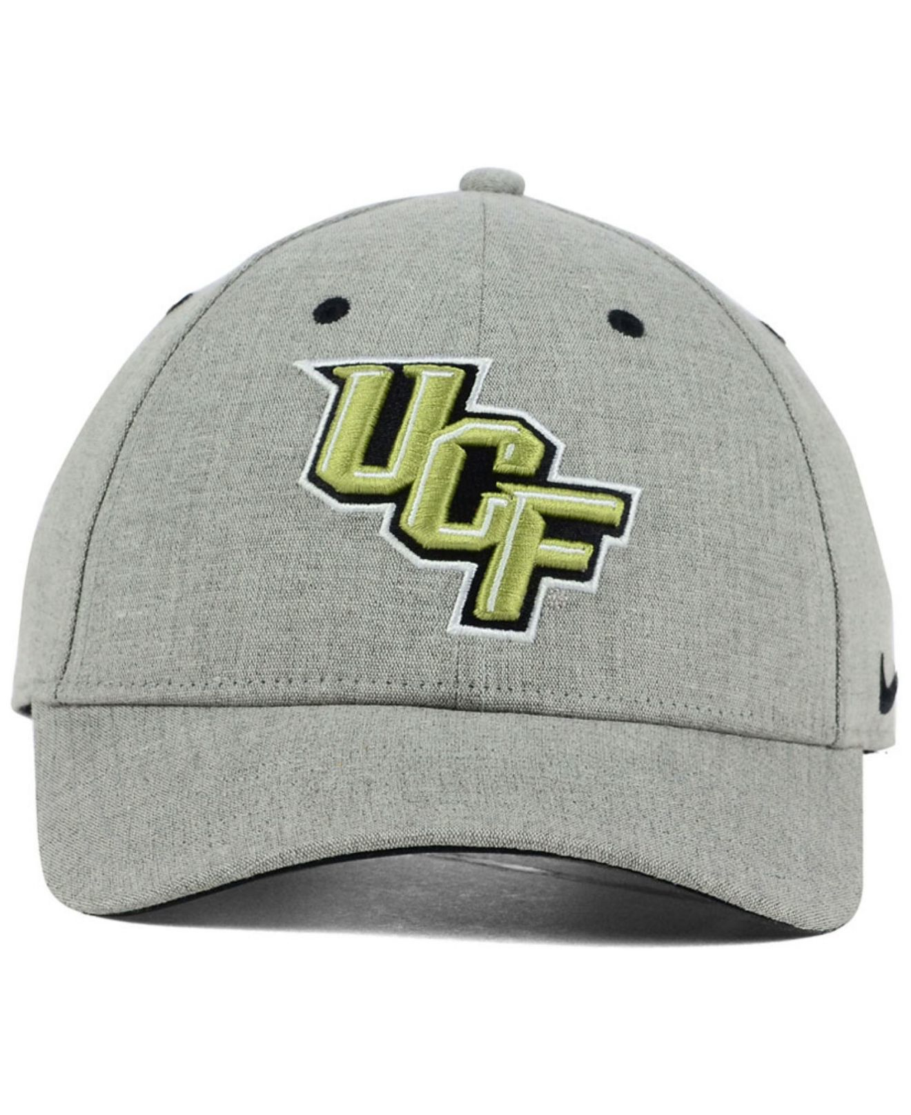 bd5b0a05583 Lyst - Nike Ucf Knights Fly Rush Logo Cap in Gray for Men