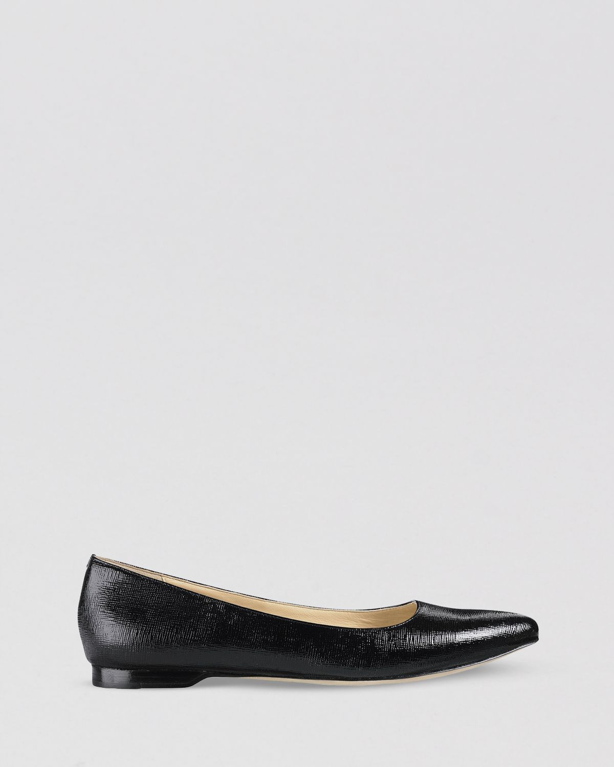 buy cheap the cheapest discount comfortable Cole Haan Leather Pointed-Toe Flats cheap low cost L9kzNxye2d