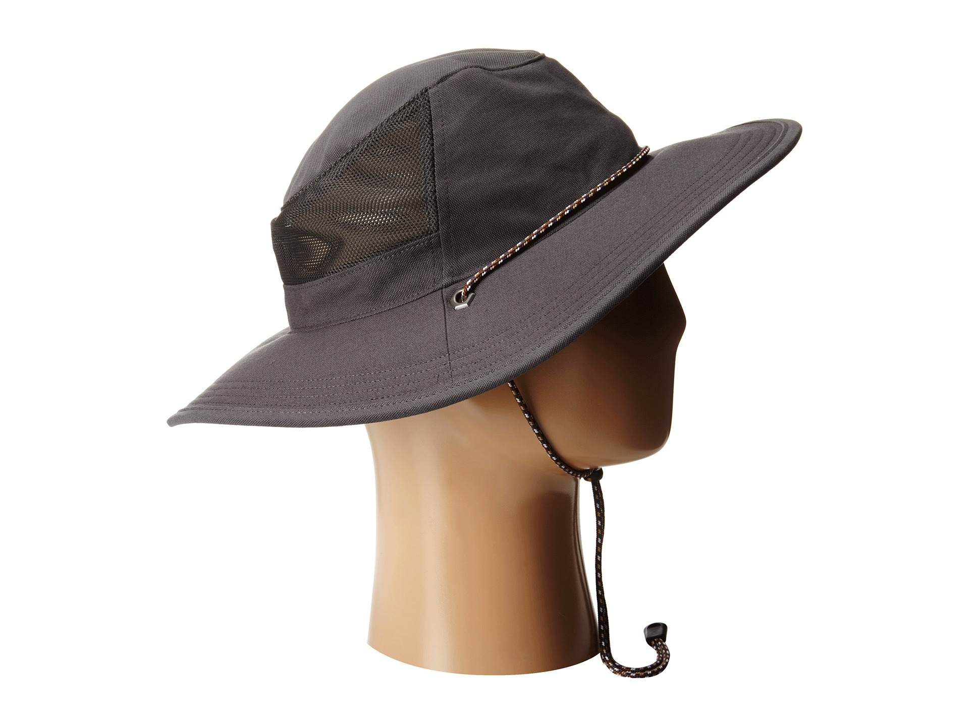 0b56e4ac5a5 Lyst - Mountain Hardwear Cordoba™ Canvas Crusher Hat in Gray for Men