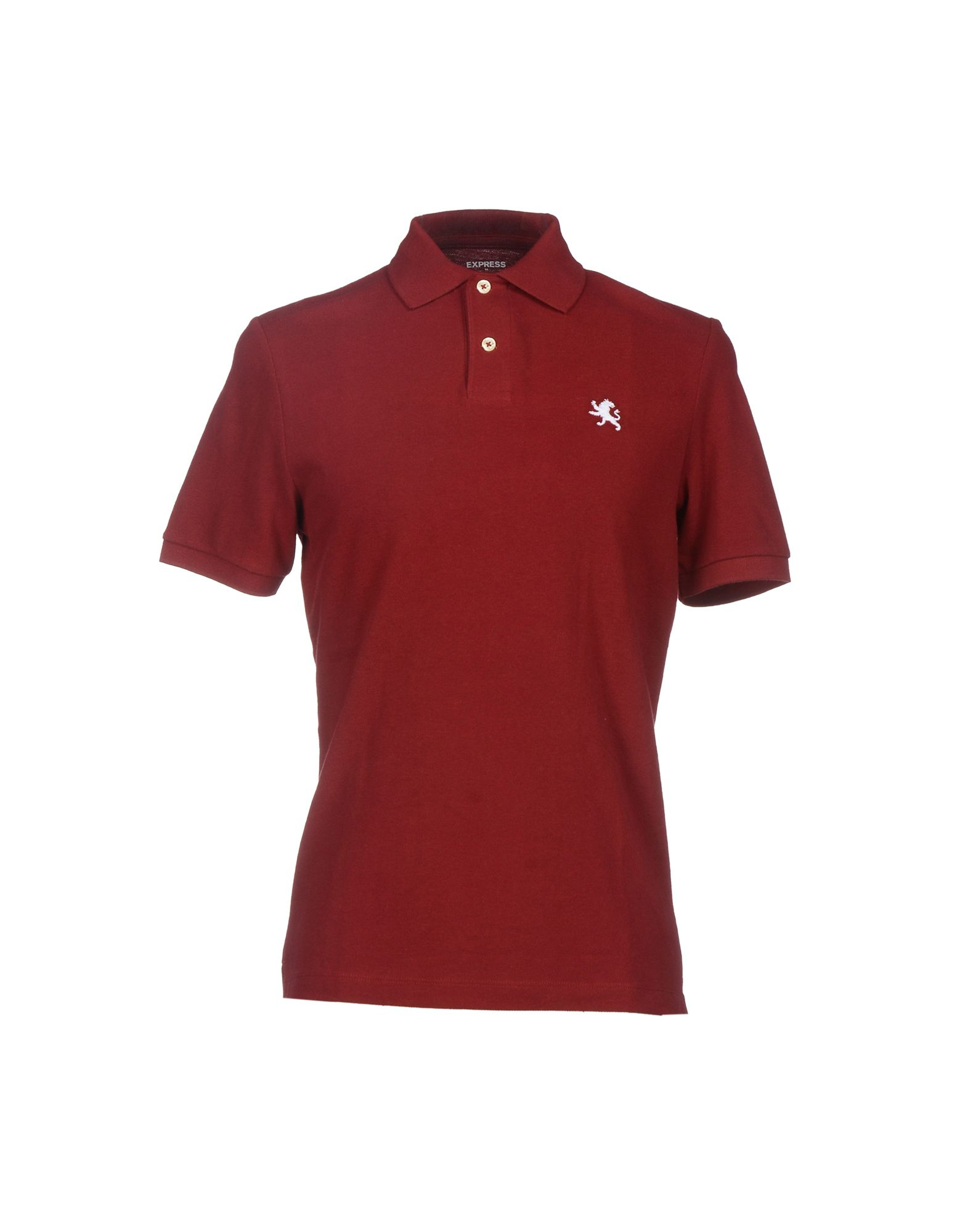 express polo shirt in purple for men lyst