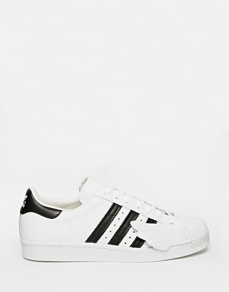 1a1e068bf2a9 Lyst - adidas Originals Jeremy Scott X Originals  superstar 80s ...
