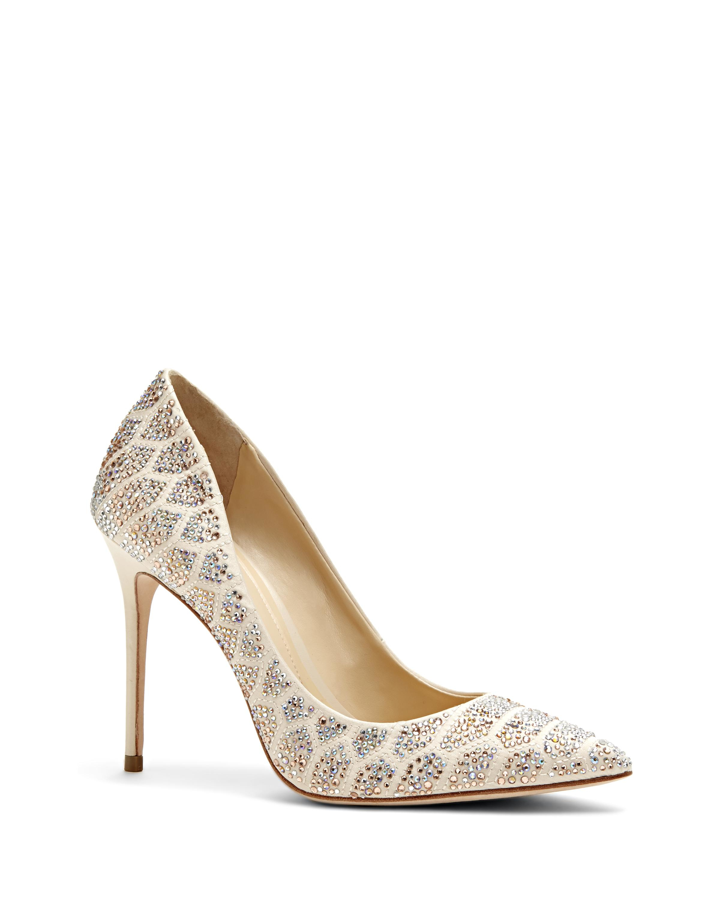 Imagine by Vince Camuto Olivier Sequined Pump (Women's) YO9O5Qsxm