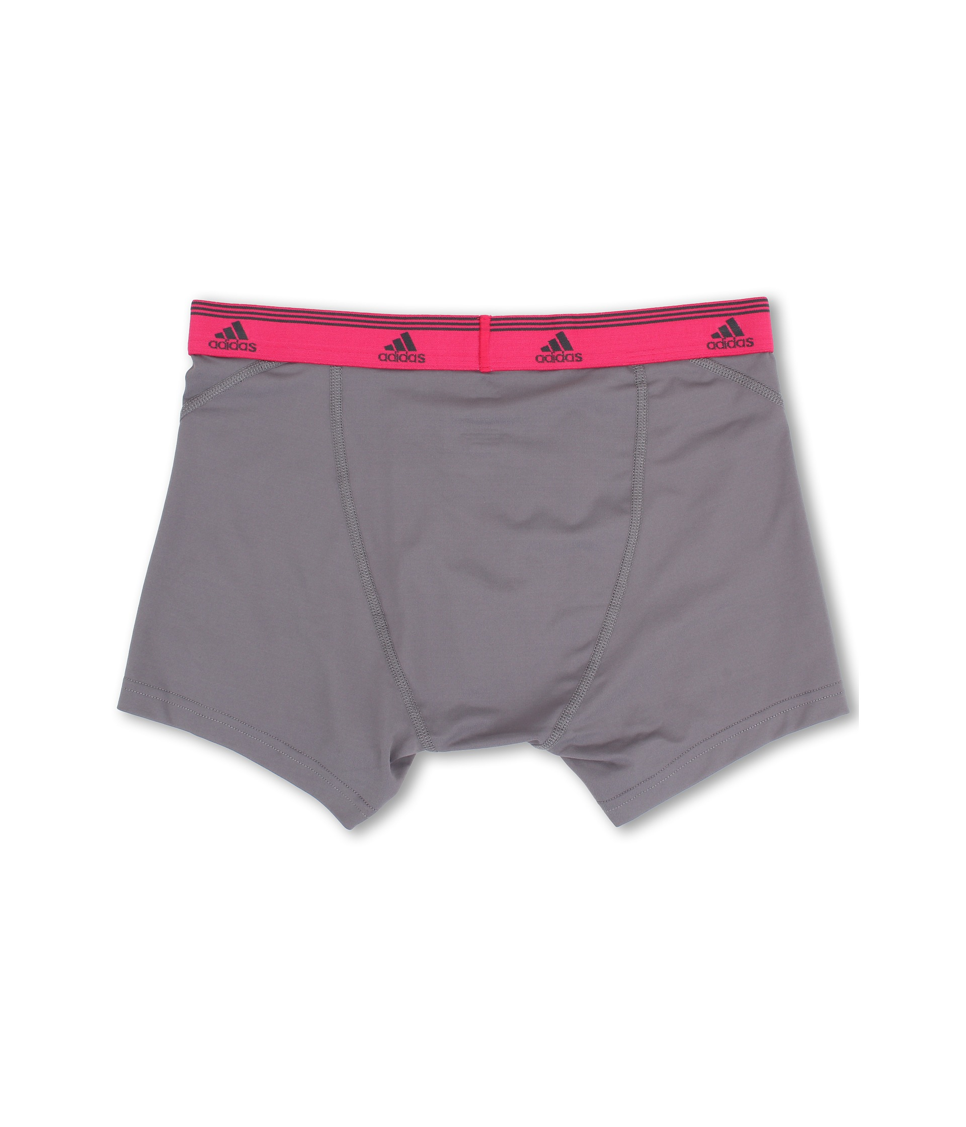 b111d594f908 Lyst - adidas Sport Performance Climalite 2 Pack Trunk in Pink for Men