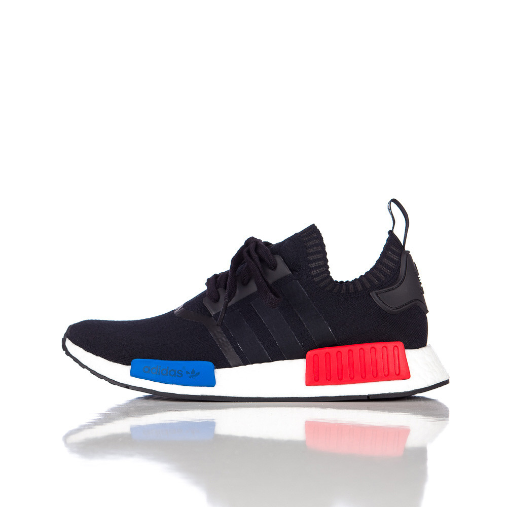 Adidas NMD Runner S79158 Lush Red Core Black Circa Knit US 8