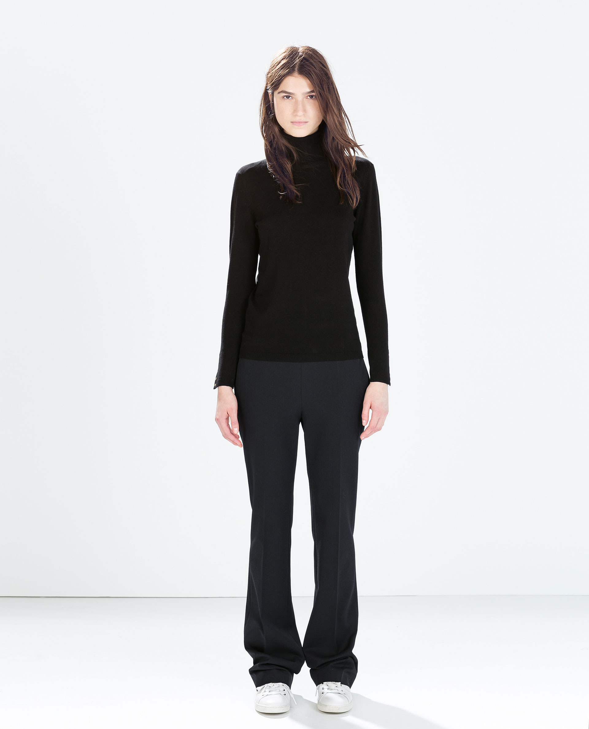 Zara Turtleneck Sweater Mens 14